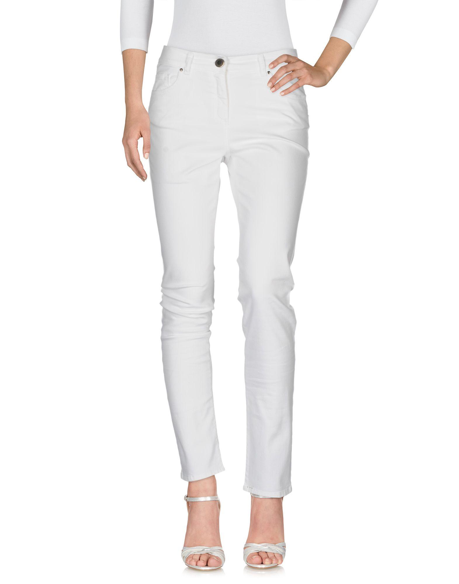 где купить VIA STENDHAL  Roma Джинсовые брюки по лучшей цене