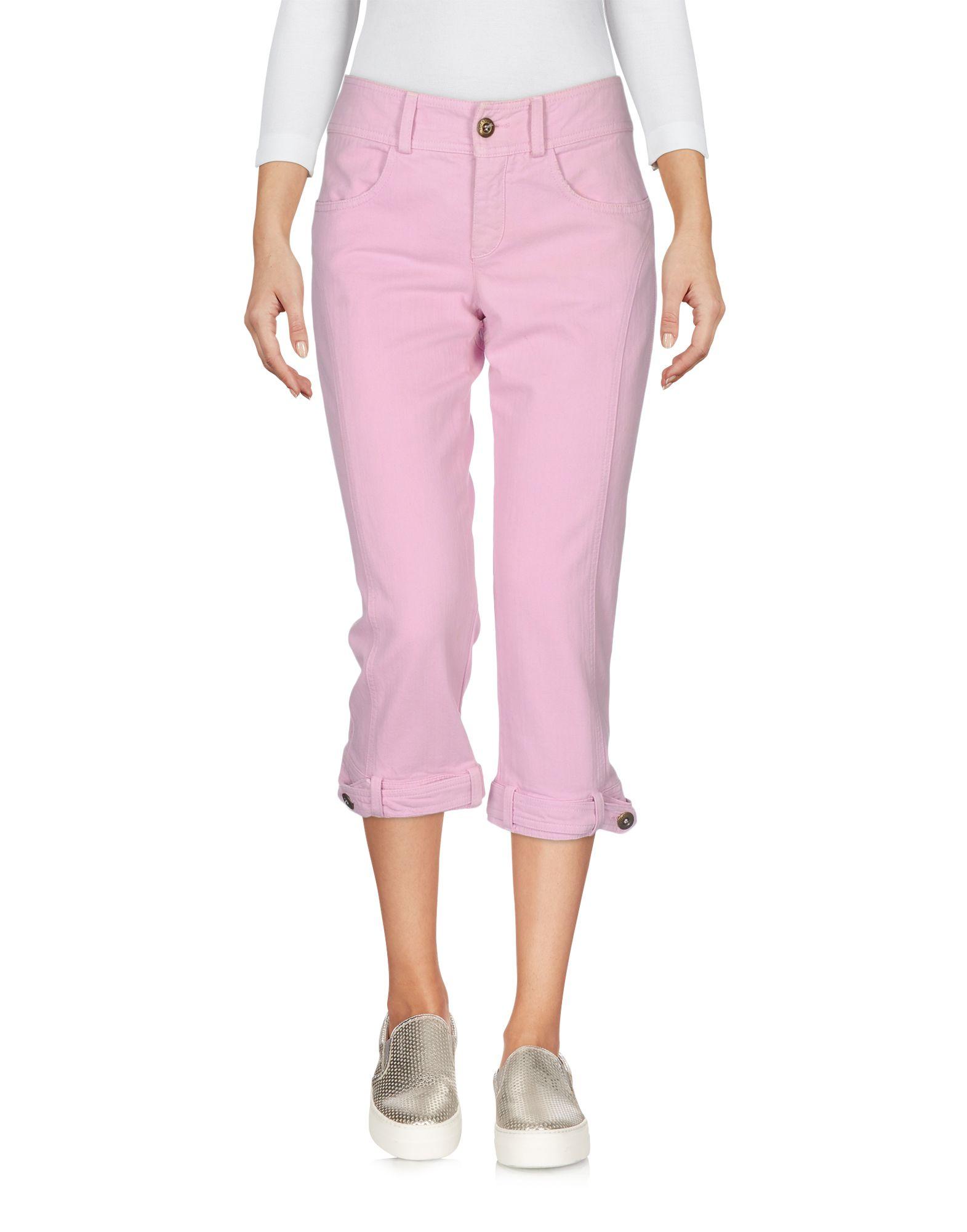 SCERVINO STREET Джинсовые брюки-капри scervino street джинсовые брюки