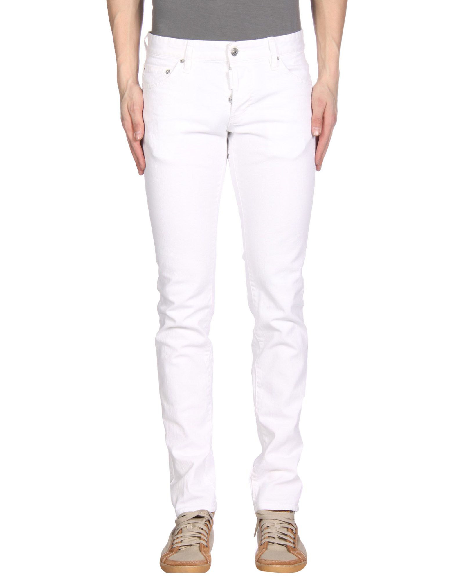 DSQUARED2 Джинсовые брюки nobody джинсовые брюки