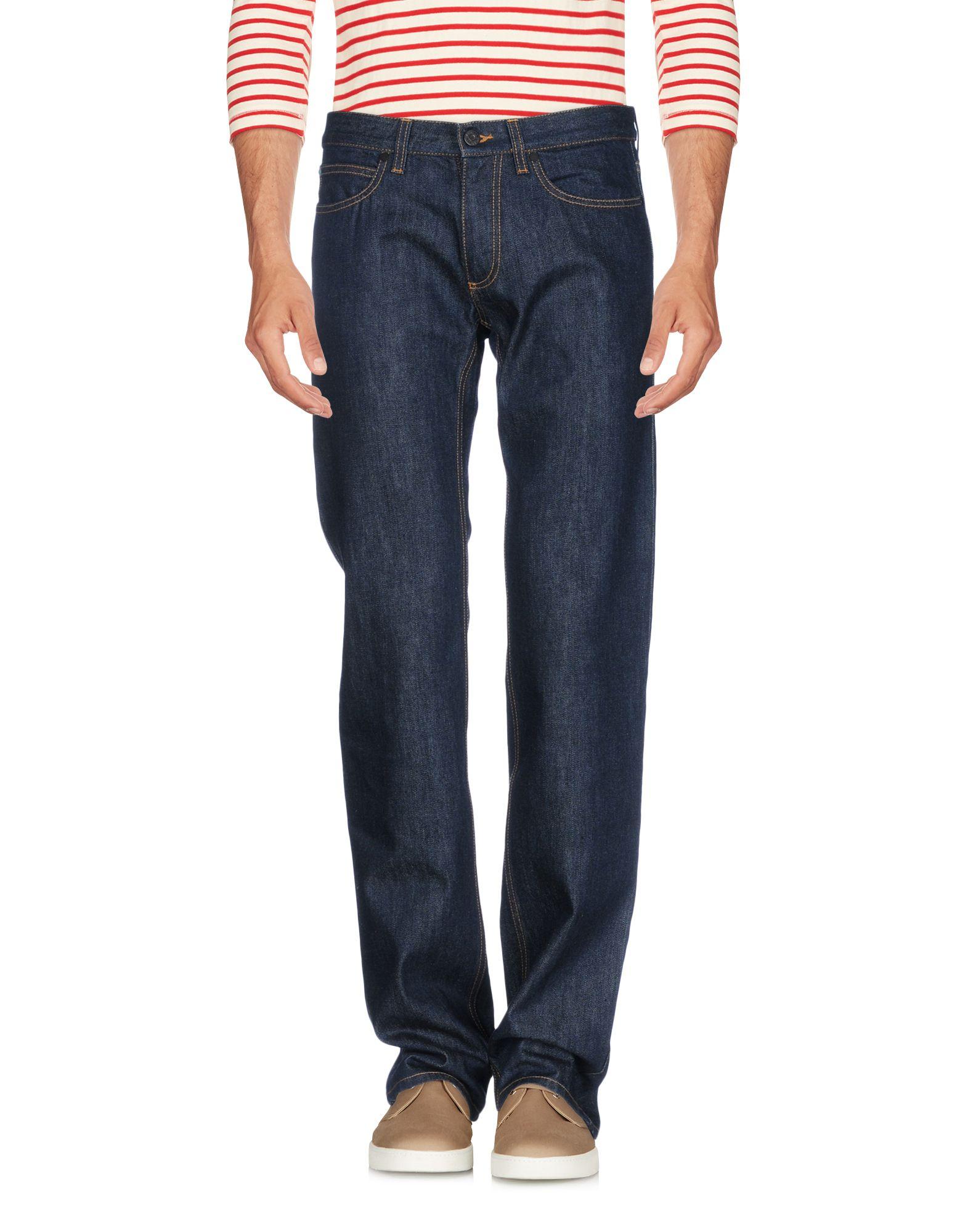 купить LANVIN Джинсовые брюки недорого