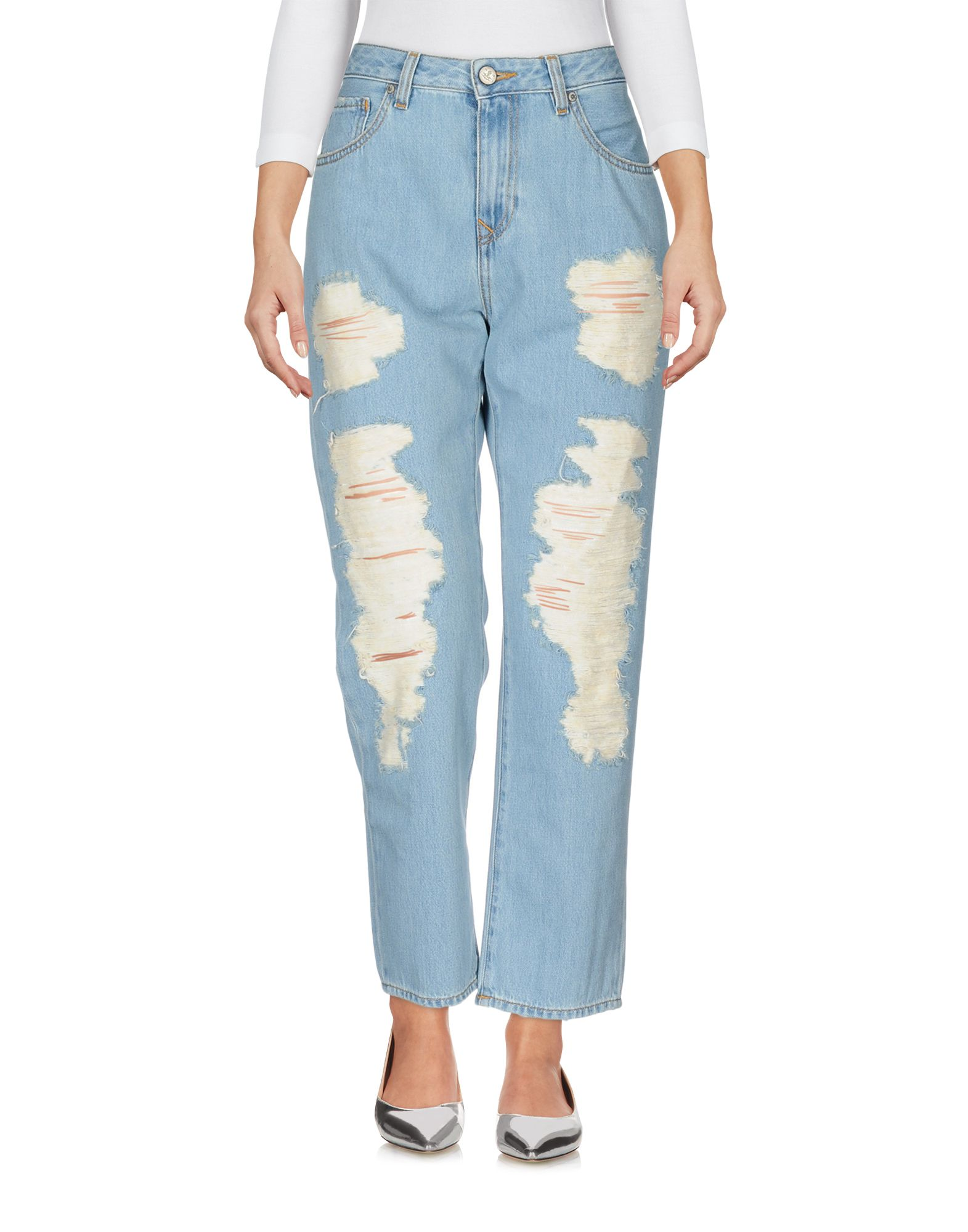 VIVIENNE WESTWOOD ANGLOMANIA Джинсовые брюки рюкзак vivienne westwood vivienne westwood vi873bwvbz09