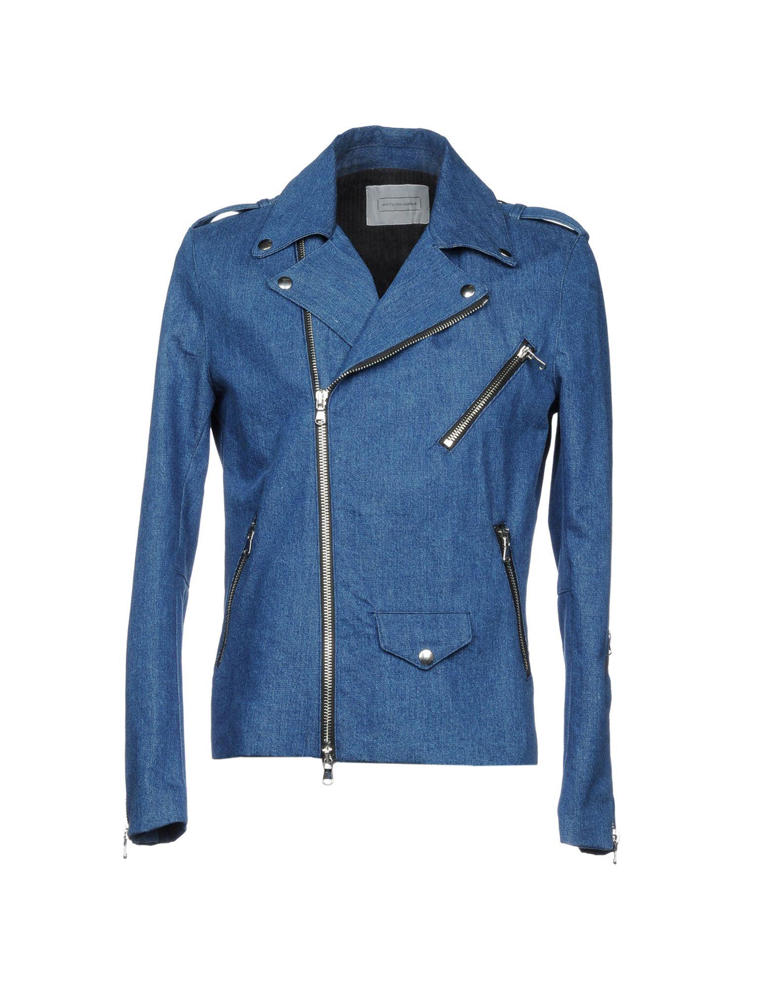 ROUTE des GARDEN Джинсовая верхняя одежда route des garden куртка
