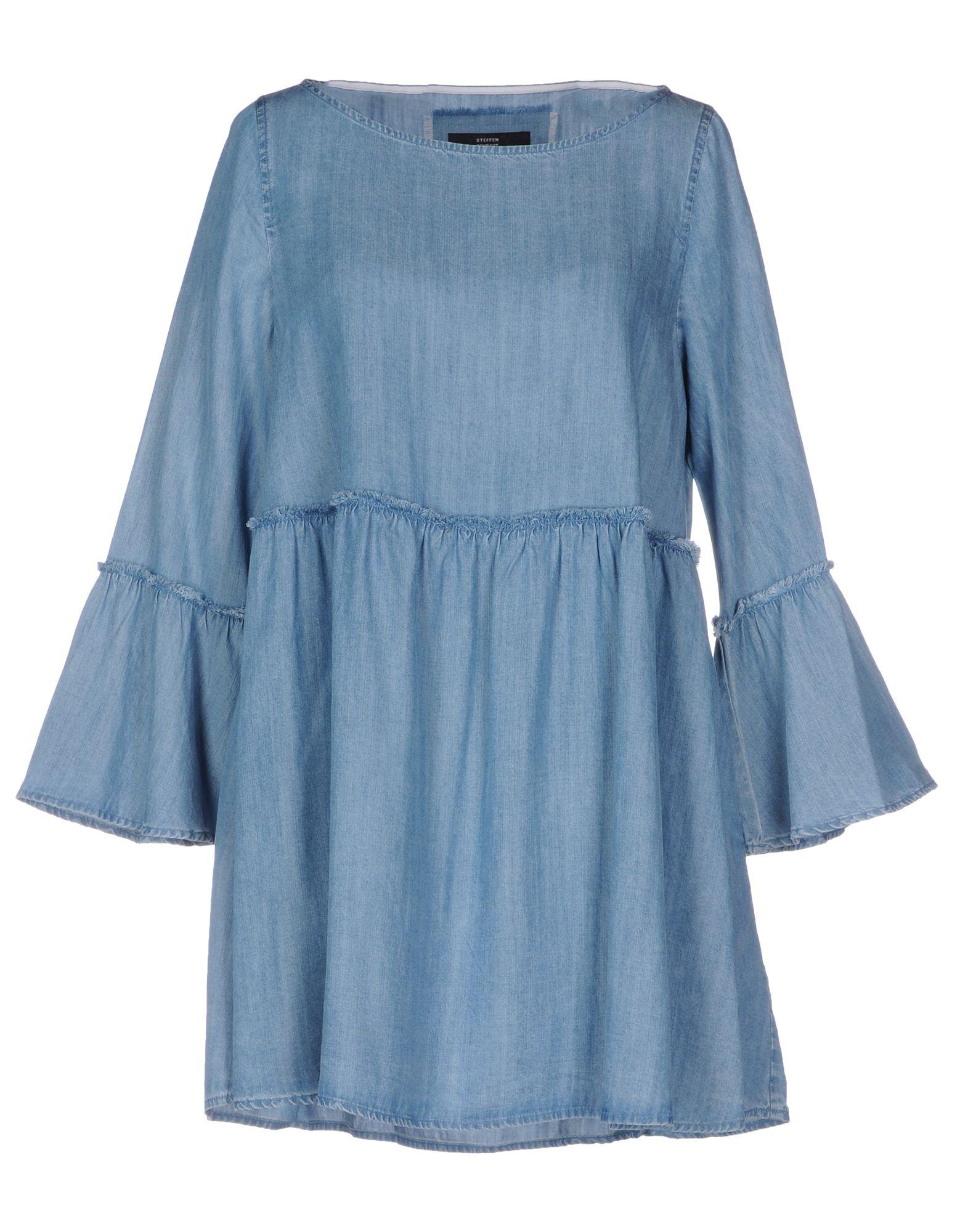STEFFEN SCHRAUT Короткое платье sandra steffen gift wrapped dad