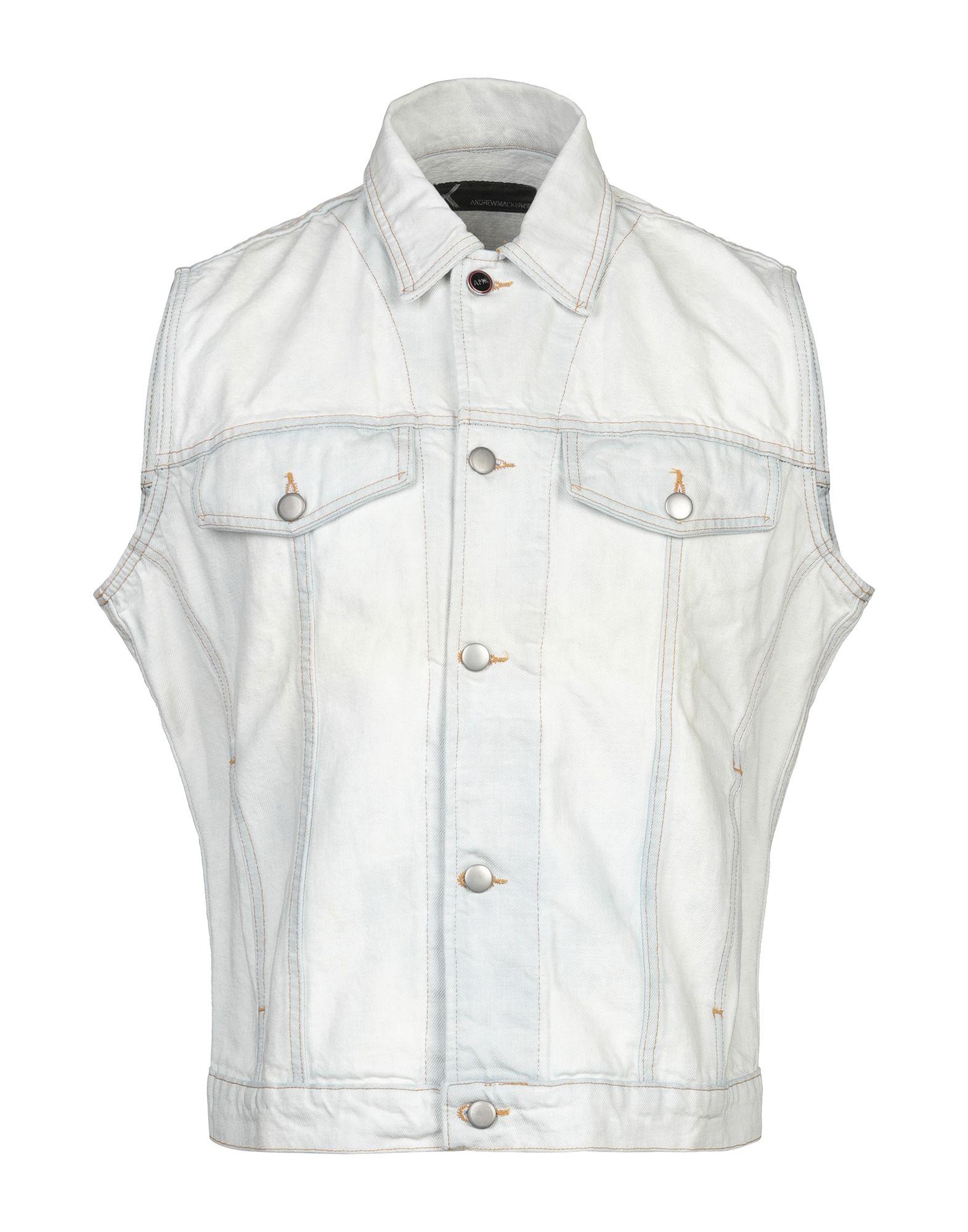 ANDREW MACKENZIE Джинсовая верхняя одежда andrew mackenzie пиджак