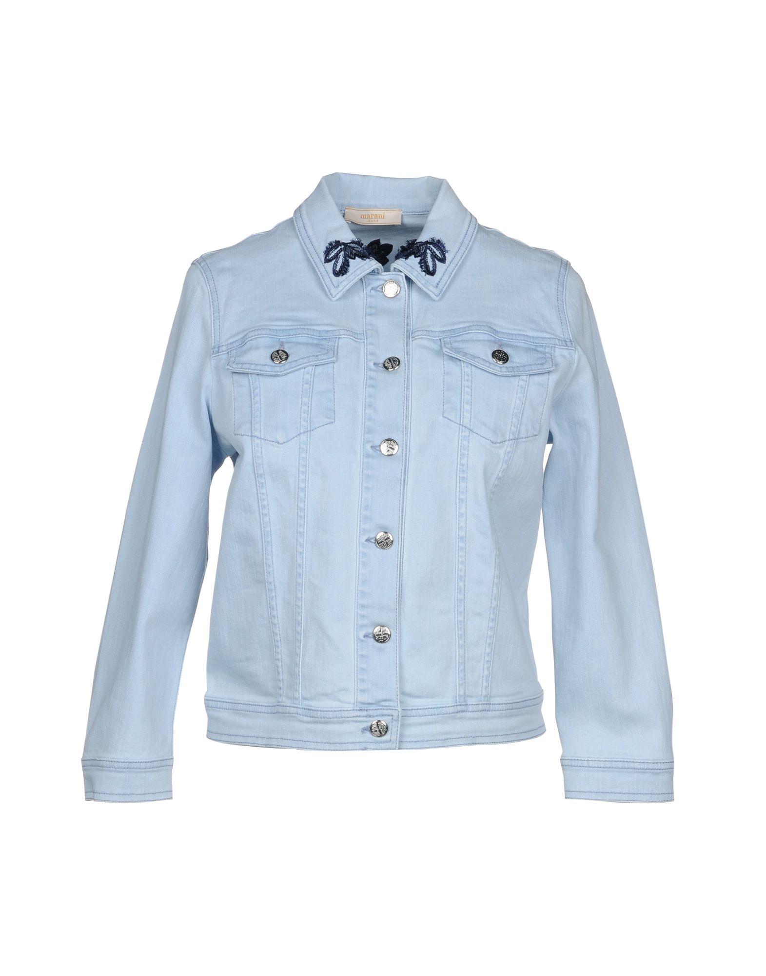 купить MARANI JEANS Джинсовая верхняя одежда по цене 23000 рублей