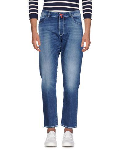 BARONIO Pantalon en jean homme
