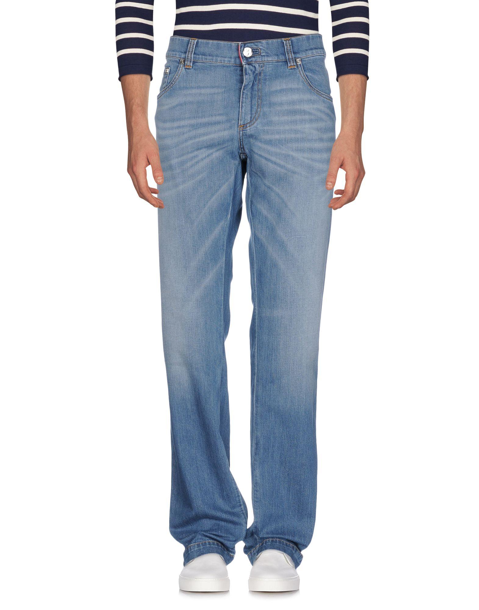 BILLIONAIRE Джинсовые брюки billionaire мокасины