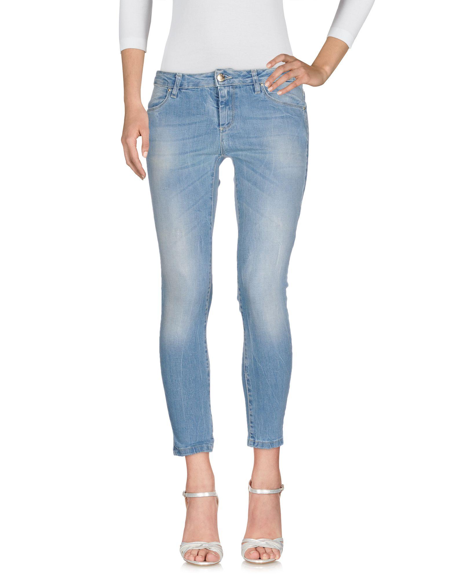 купить FLY GIRL Джинсовые брюки по цене 3900 рублей