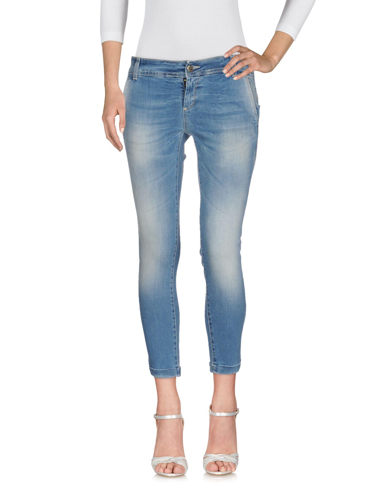 купить FLY GIRL Джинсовые брюки по цене 3400 рублей