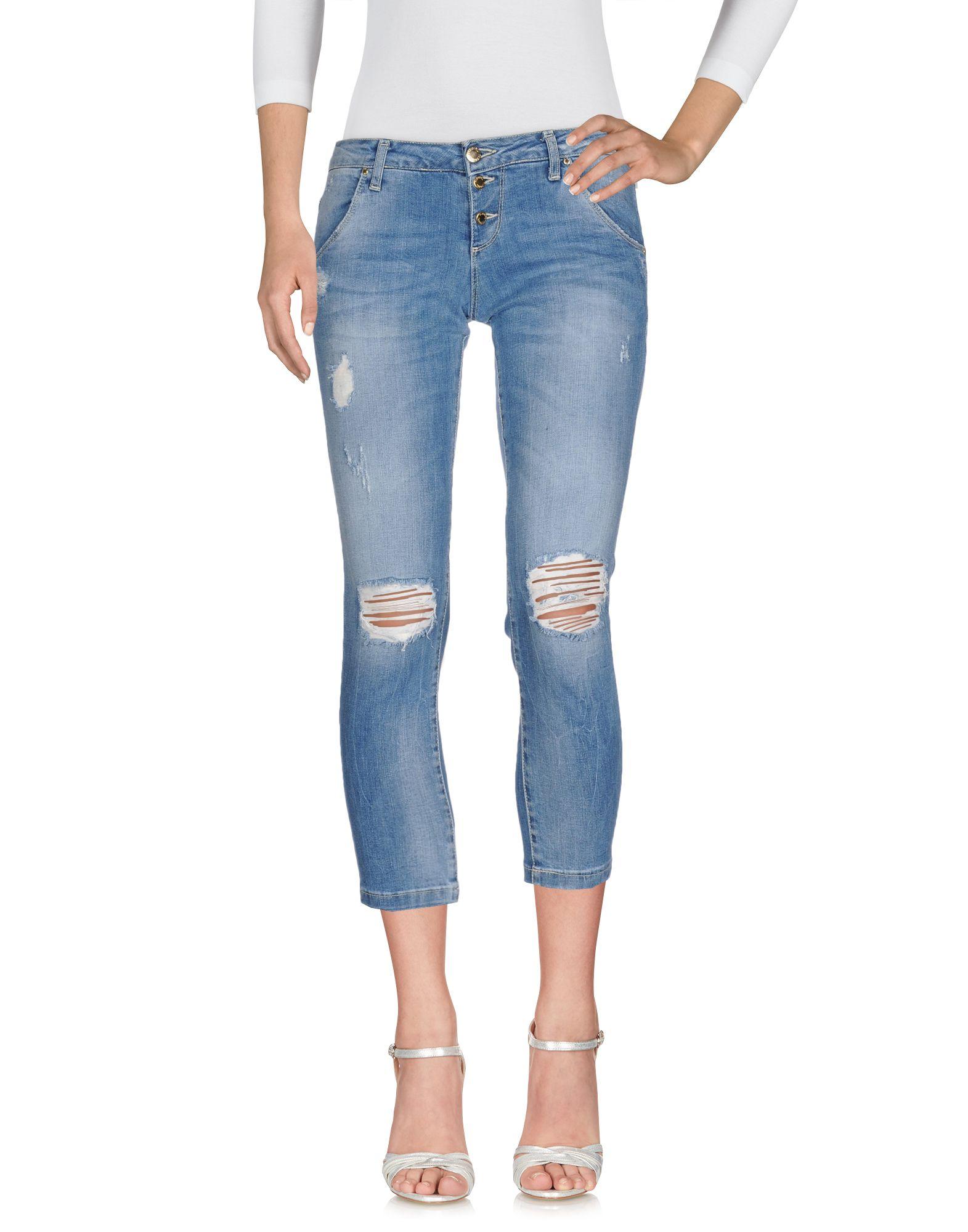 купить FLY GIRL Джинсовые брюки по цене 4200 рублей