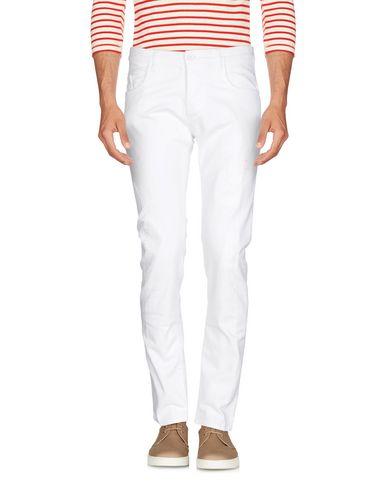 Джинсовые брюки от + - UGUALE
