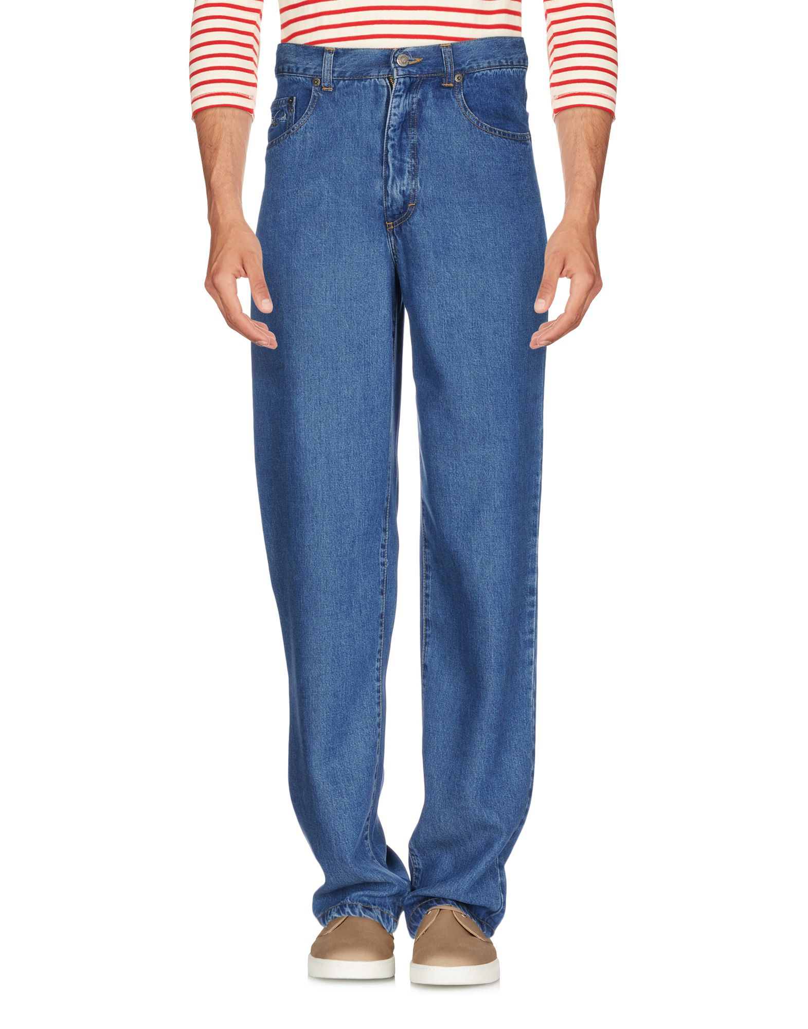 VITTORIO FORTI Джинсовые брюки