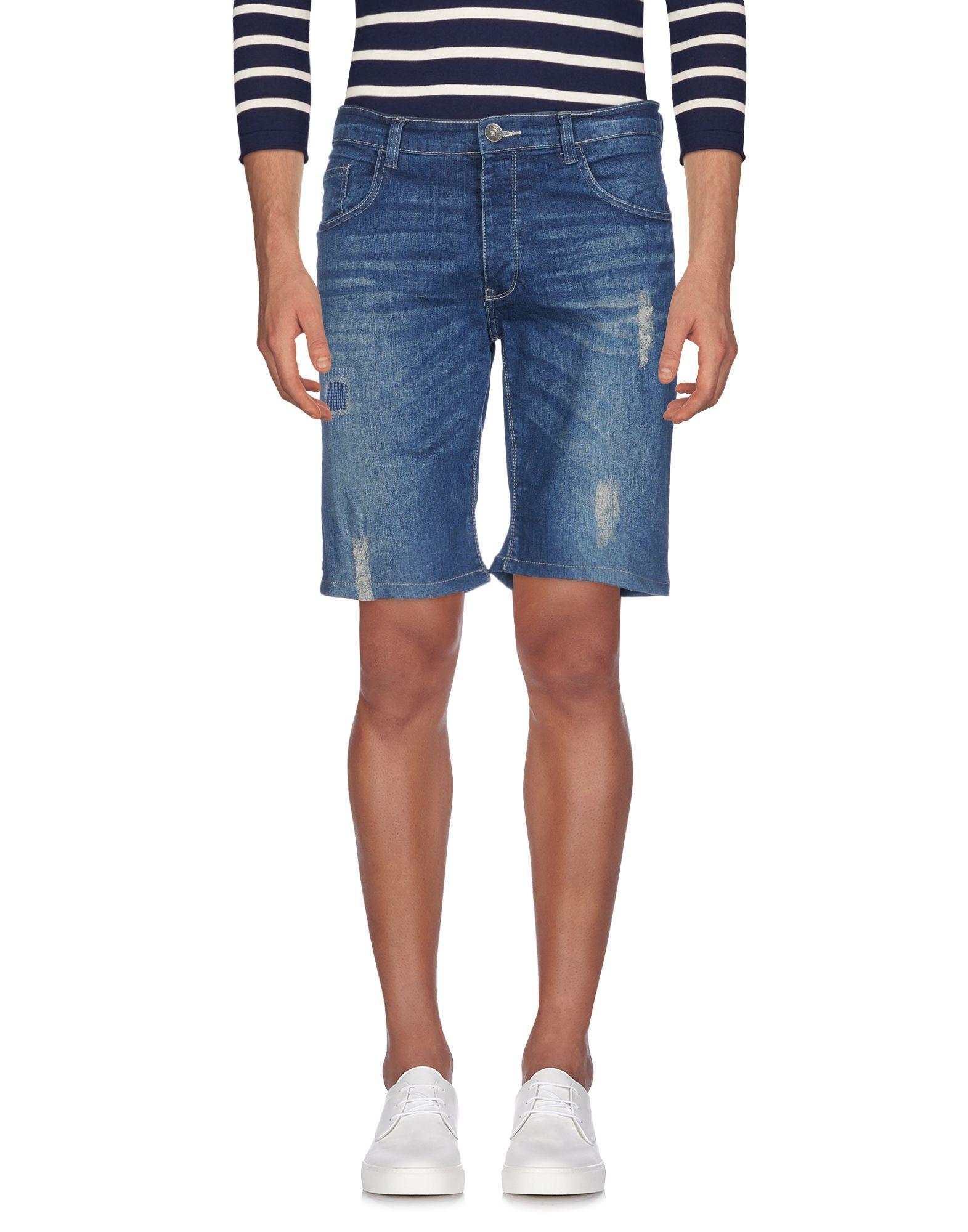 TROUSERS - Bermuda shorts R.A.W. RECYCLED ART WORLD Good Selling Buy Cheap Newest CHbclYzZU