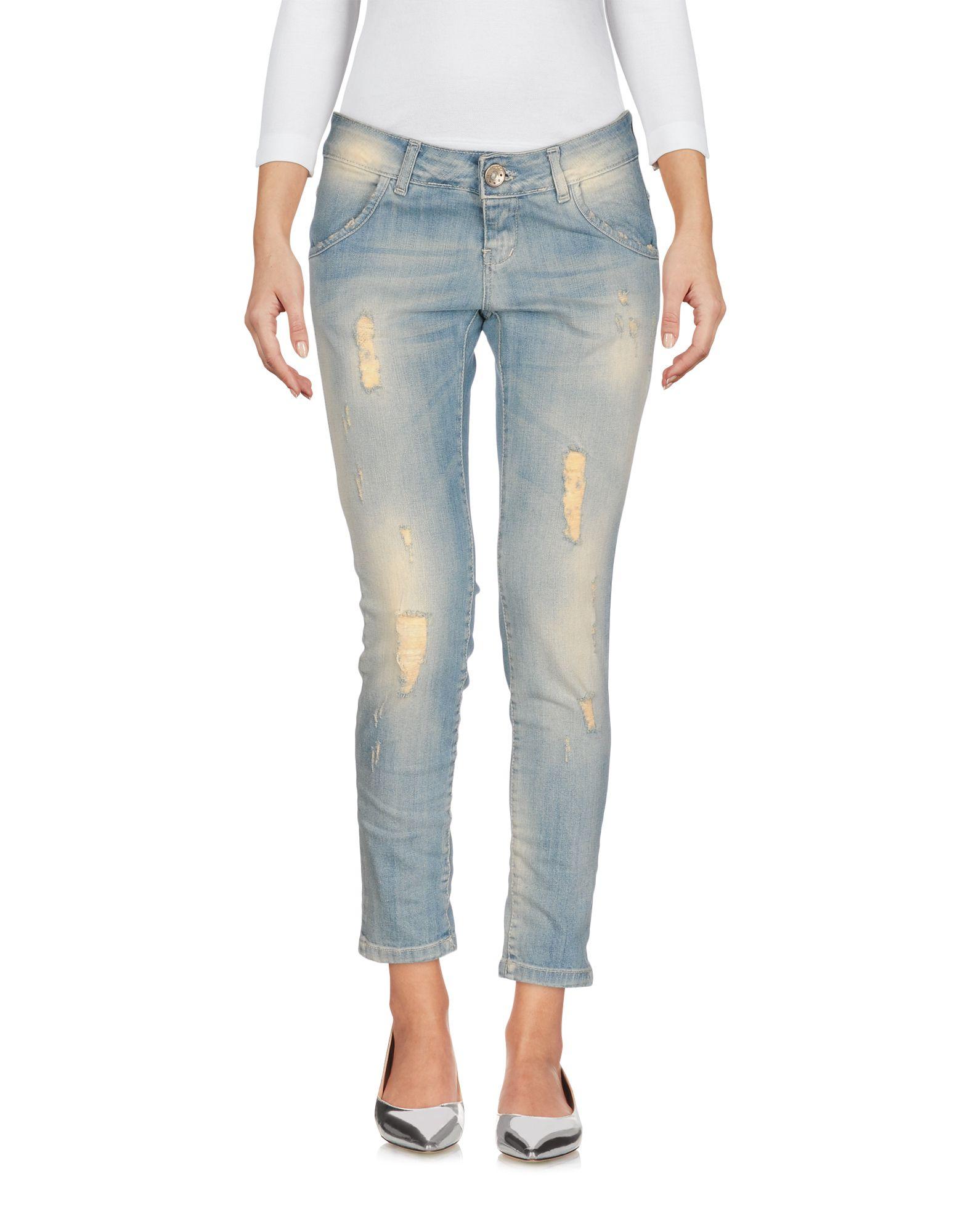 купить FLY GIRL Джинсовые брюки по цене 4700 рублей