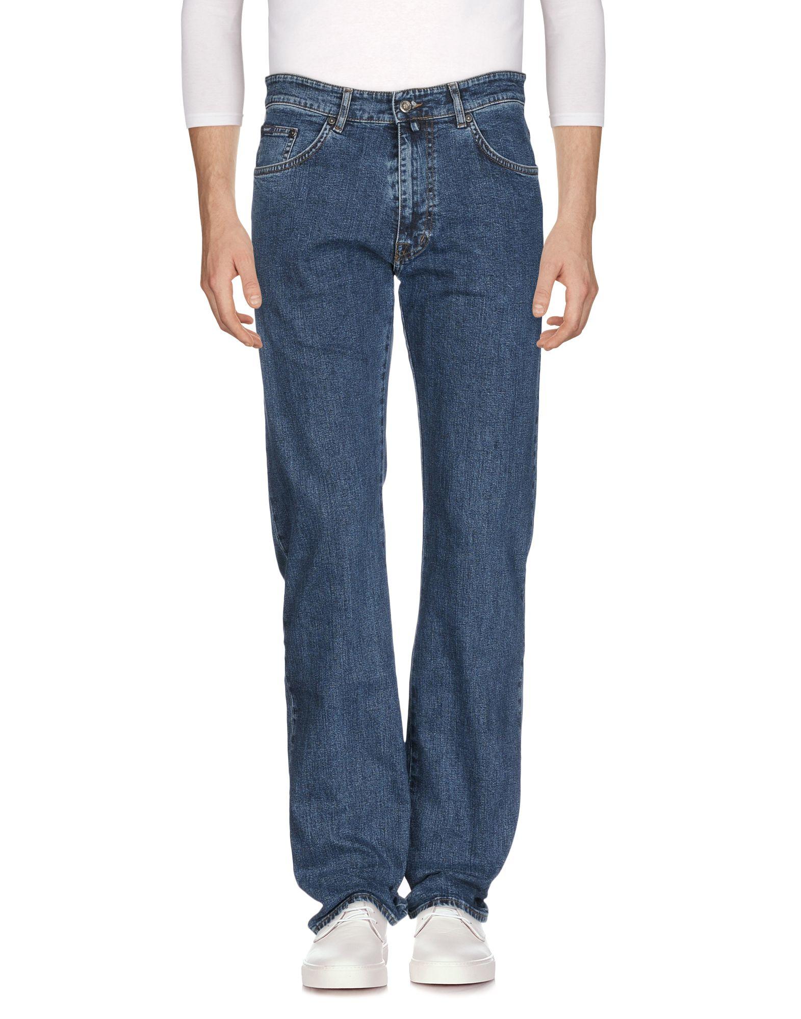 GANT Джинсовые брюки gant часы gant w70471 коллекция crofton