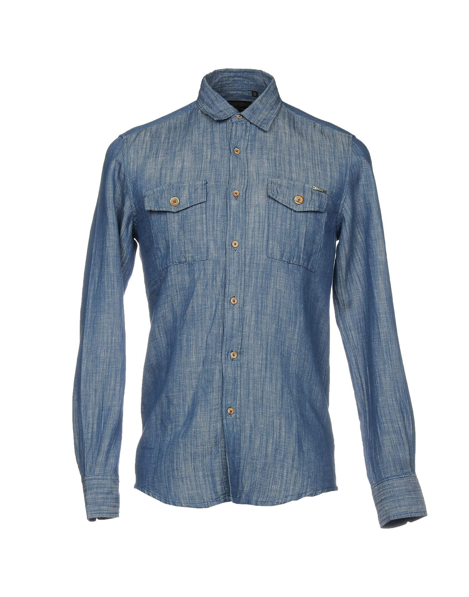ANTONY MORATO Джинсовая рубашка antony morato рубашка
