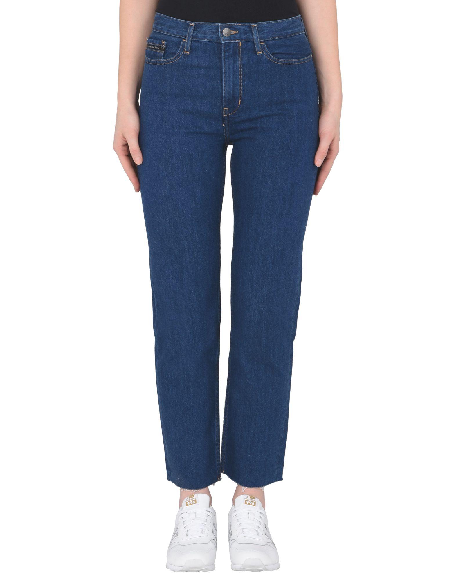 CALVIN KLEIN JEANS Джинсовые брюки кошелек calvin klein jeans calvin klein jeans ca939bwapqt1