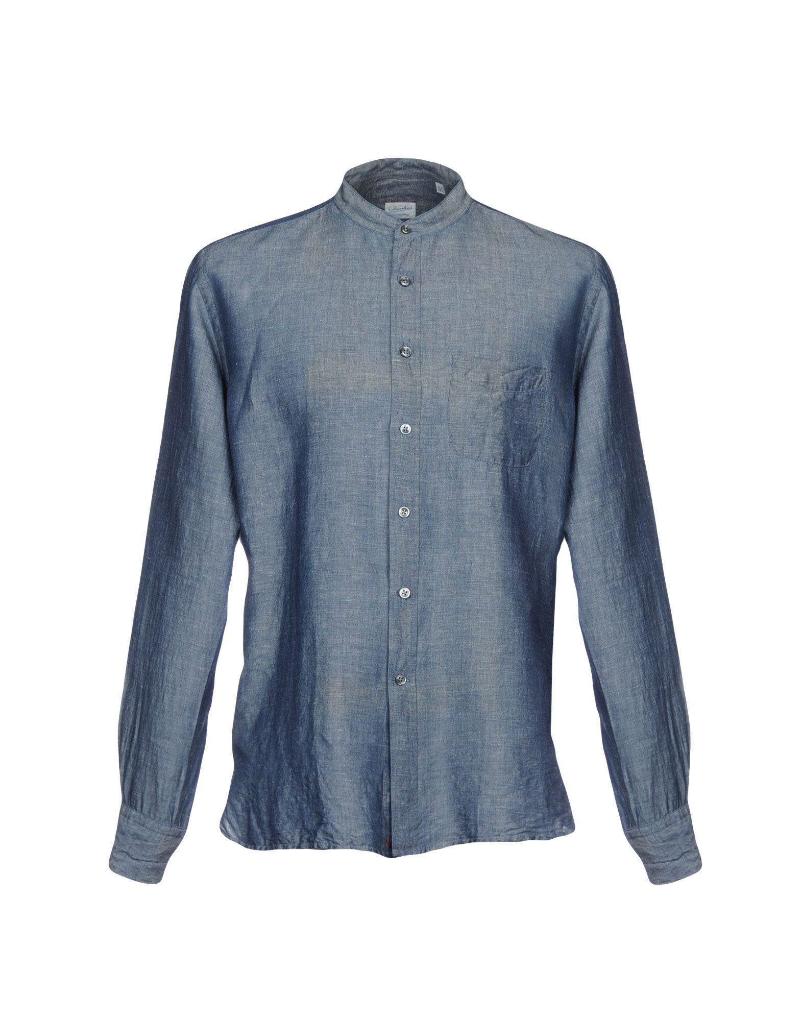 GLANSHIRT Джинсовая рубашка