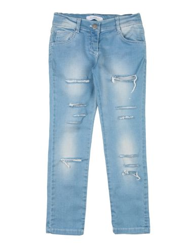 MISS LULÙ Pantalon en jean femme