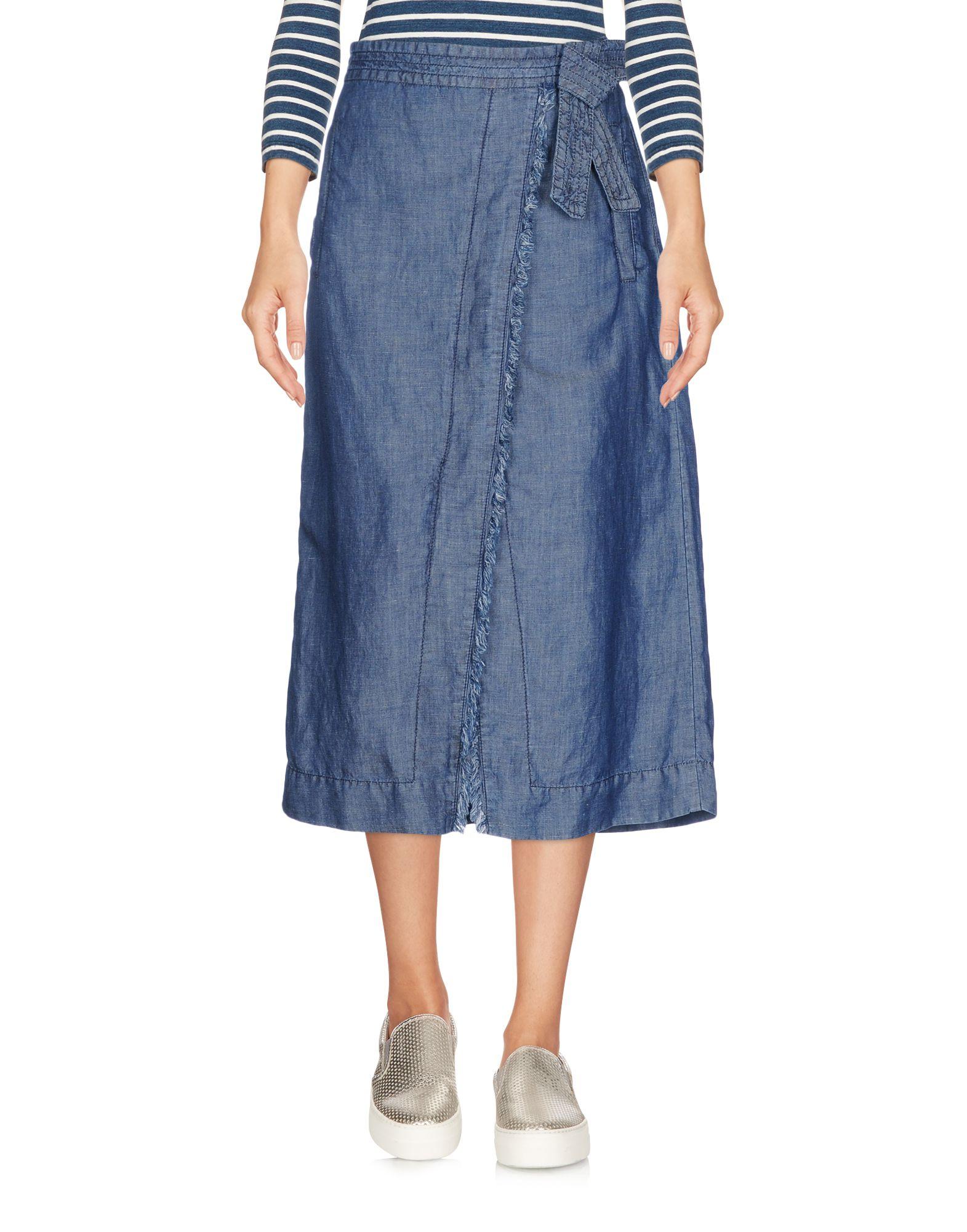 MARC CAIN Джинсовая юбка marc cain блузка