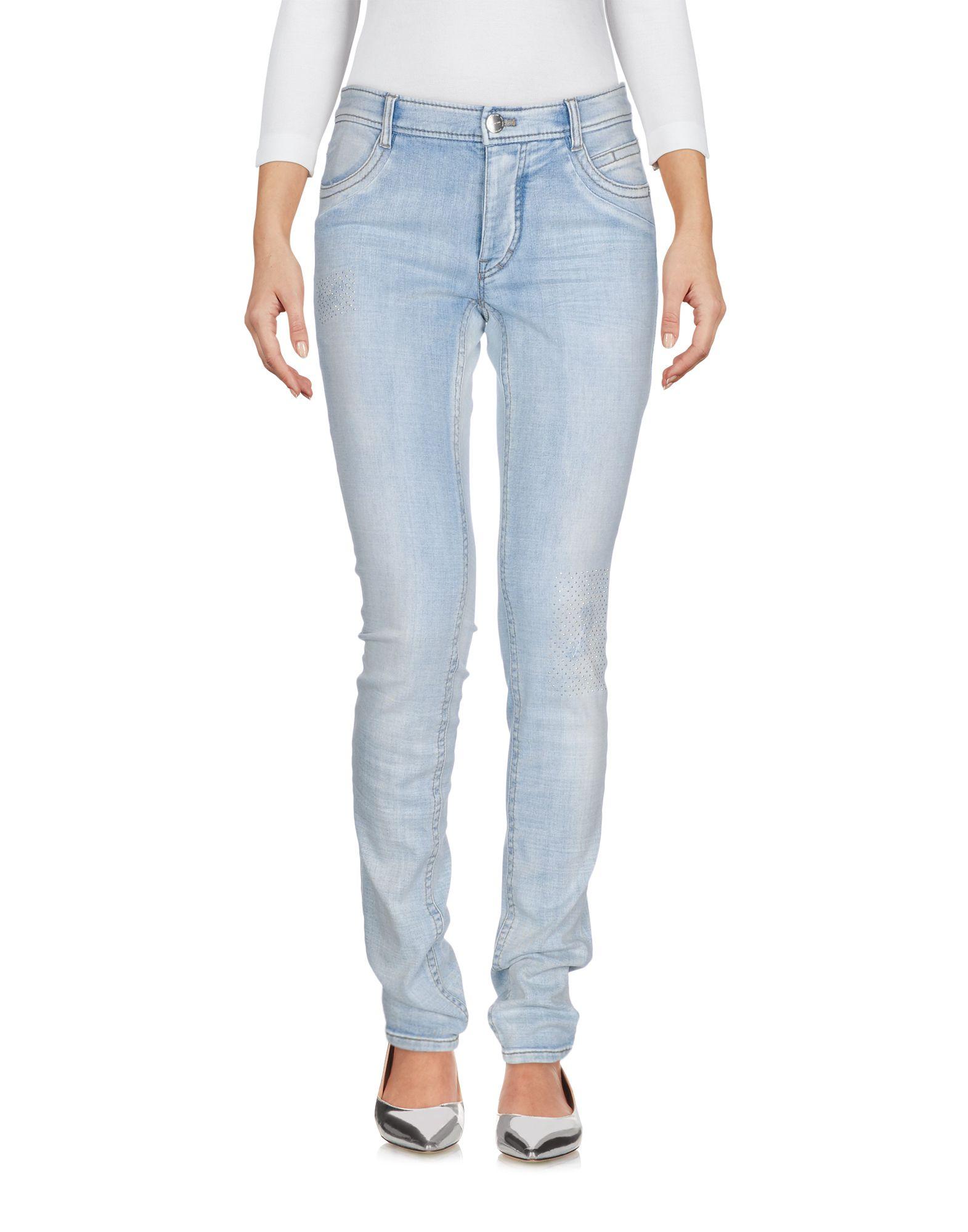 MARC CAIN SPORTS Джинсовые брюки брюки marc cain одежда повседневная на каждый день