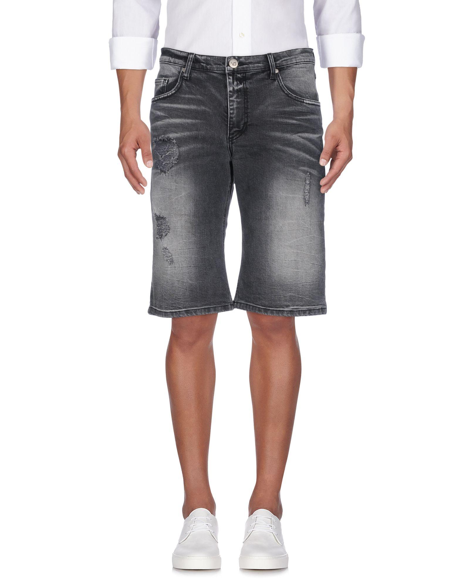 VERSACE JEANS Джинсовые бермуды masons jeans джинсовые бермуды