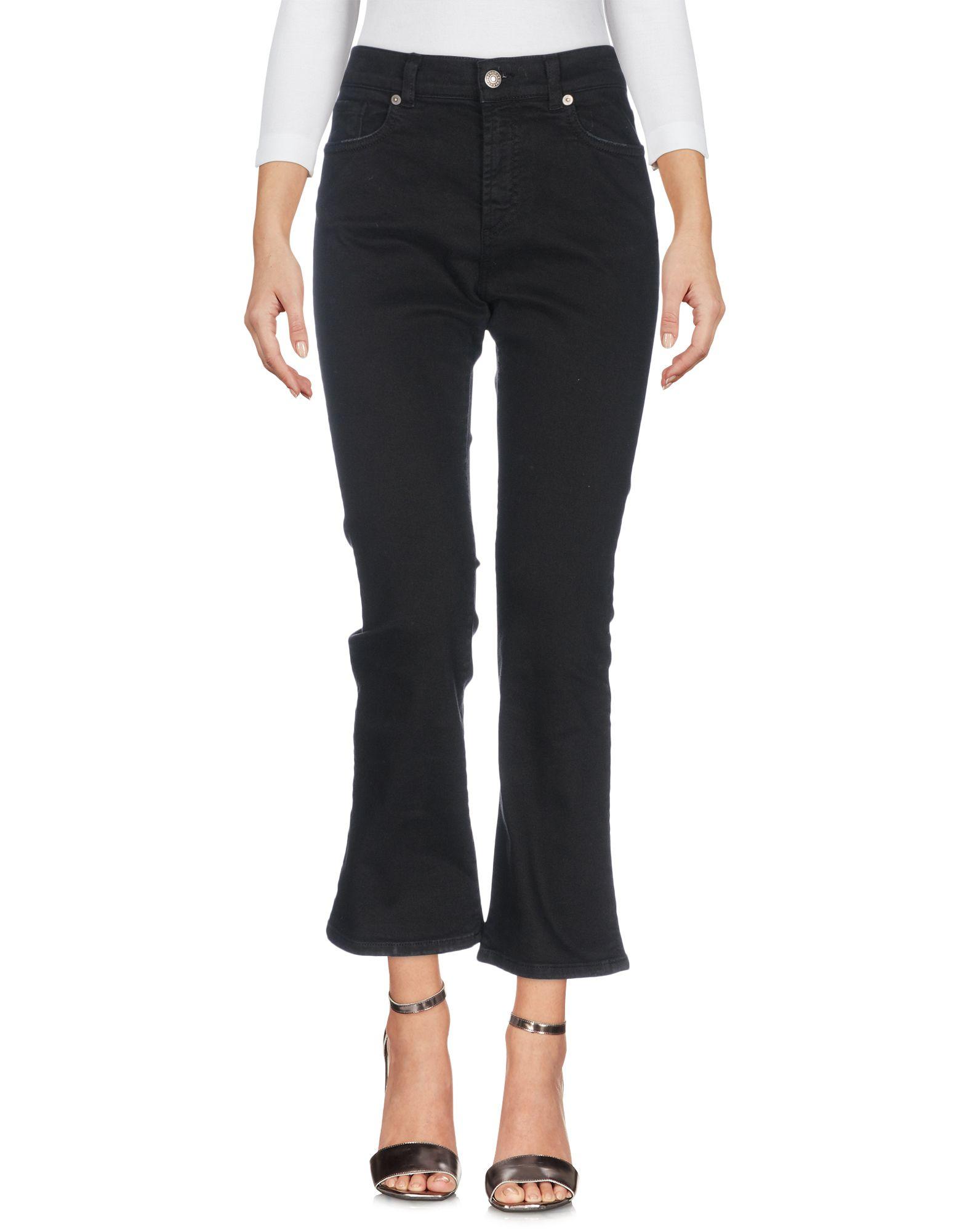 BLUE DE BLEU Джинсовые брюки blue de bleu джинсовые брюки
