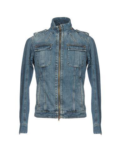 Blu uomo MESSAGERIE Capospalla jeans uomo
