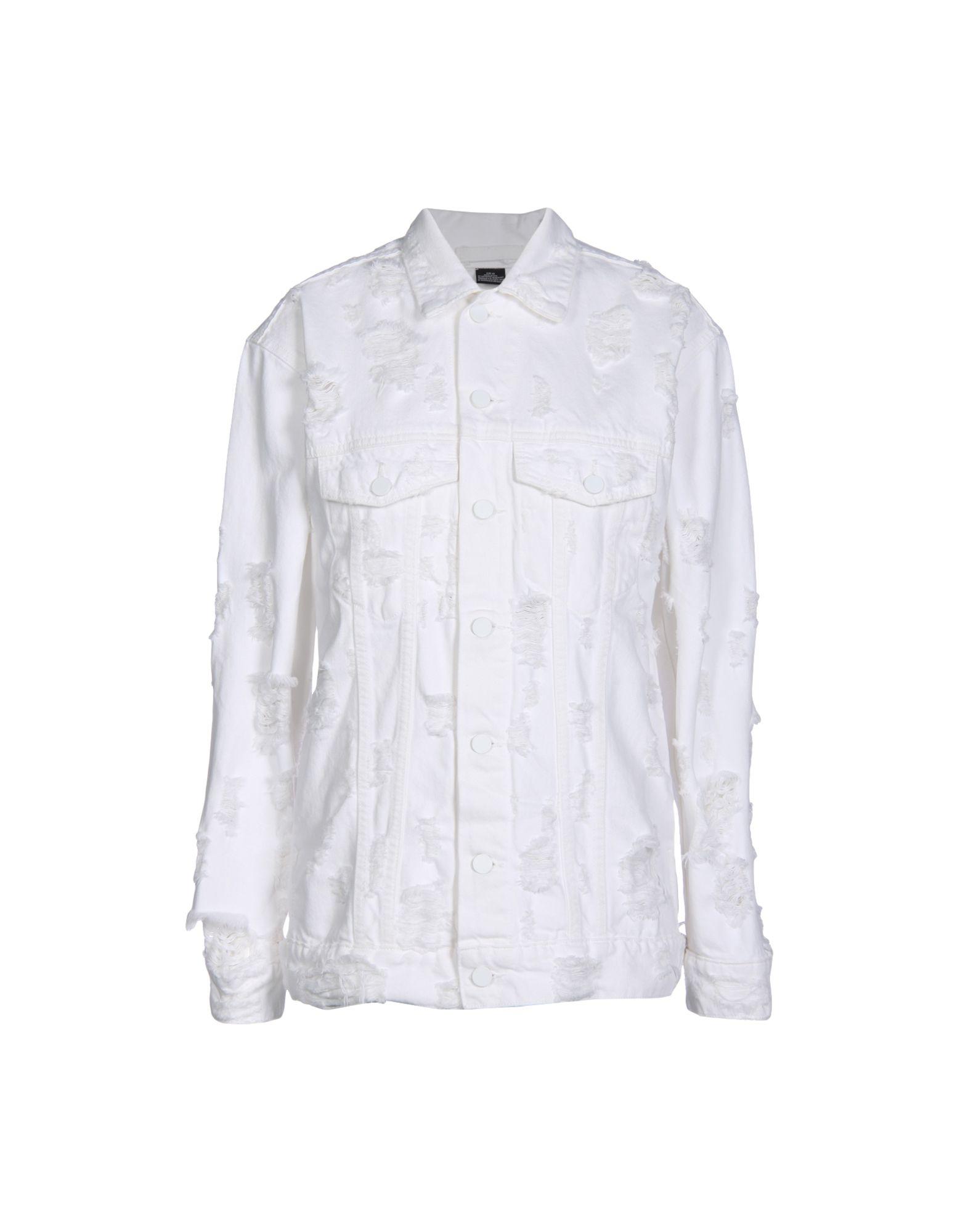 ALEXANDER WANG Джинсовая верхняя одежда