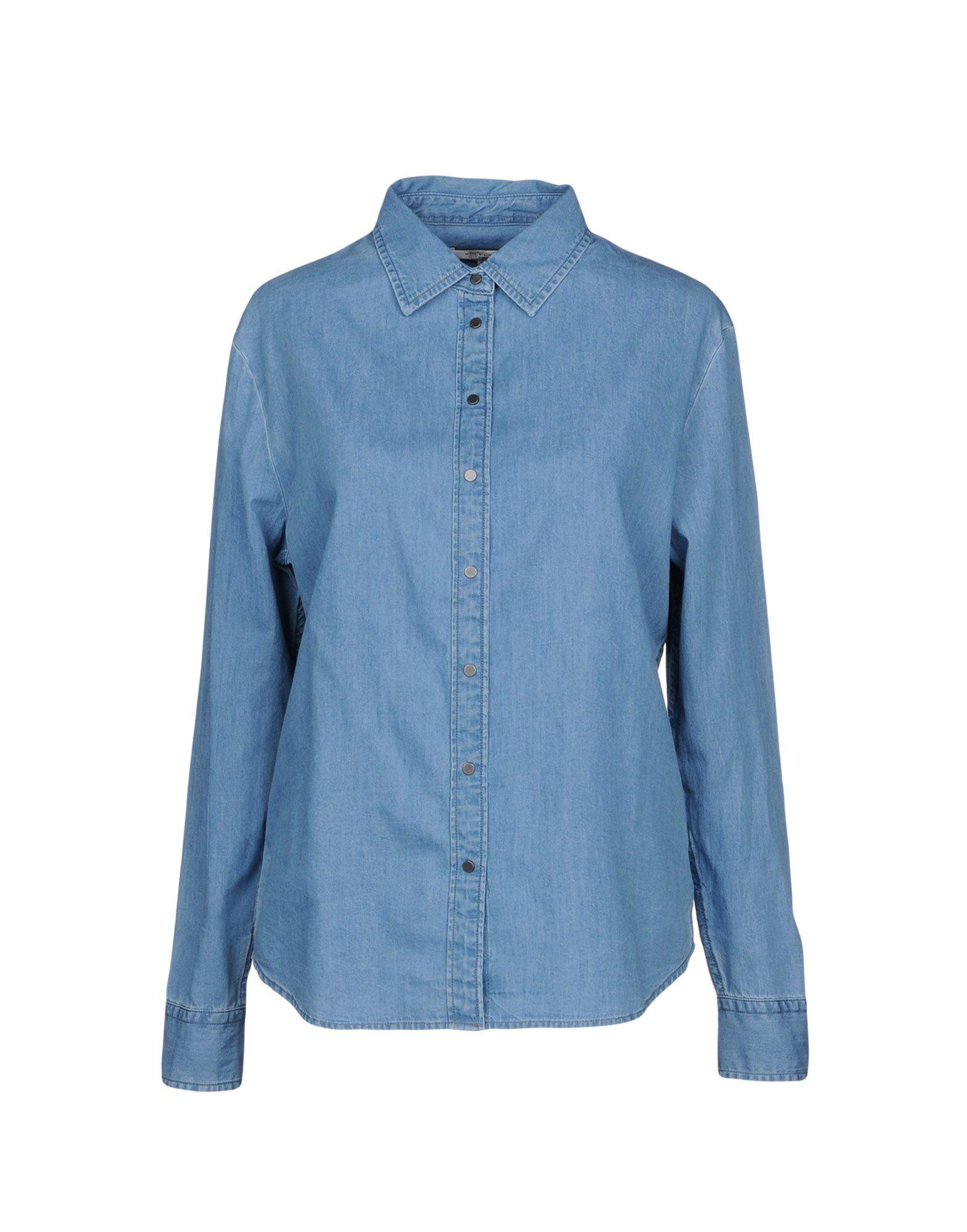 SELECTED FEMME Джинсовая рубашка