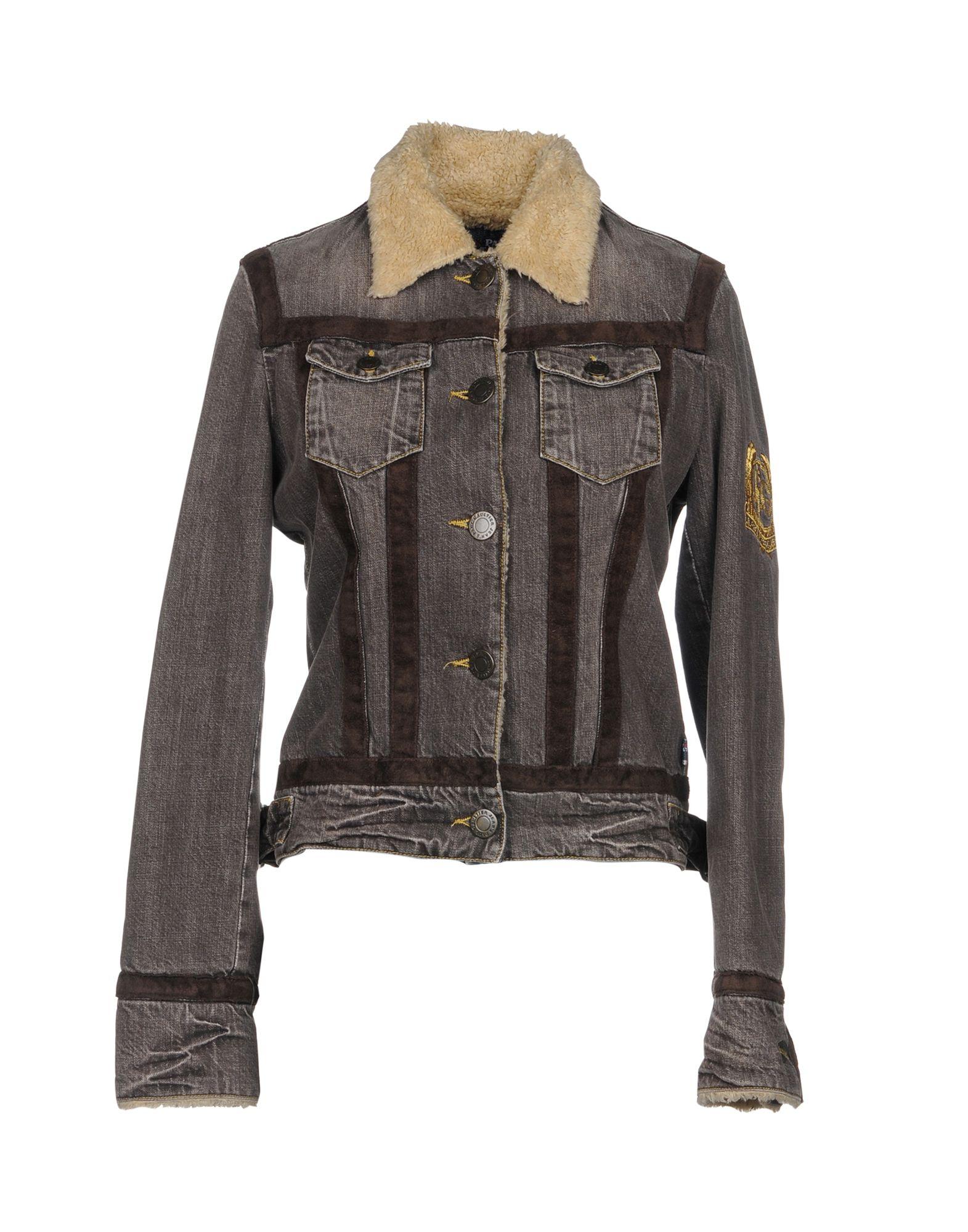 JEAN PAUL GAULTIER Джинсовая верхняя одежда jean paul gaultier vintage куртка из денима 90е