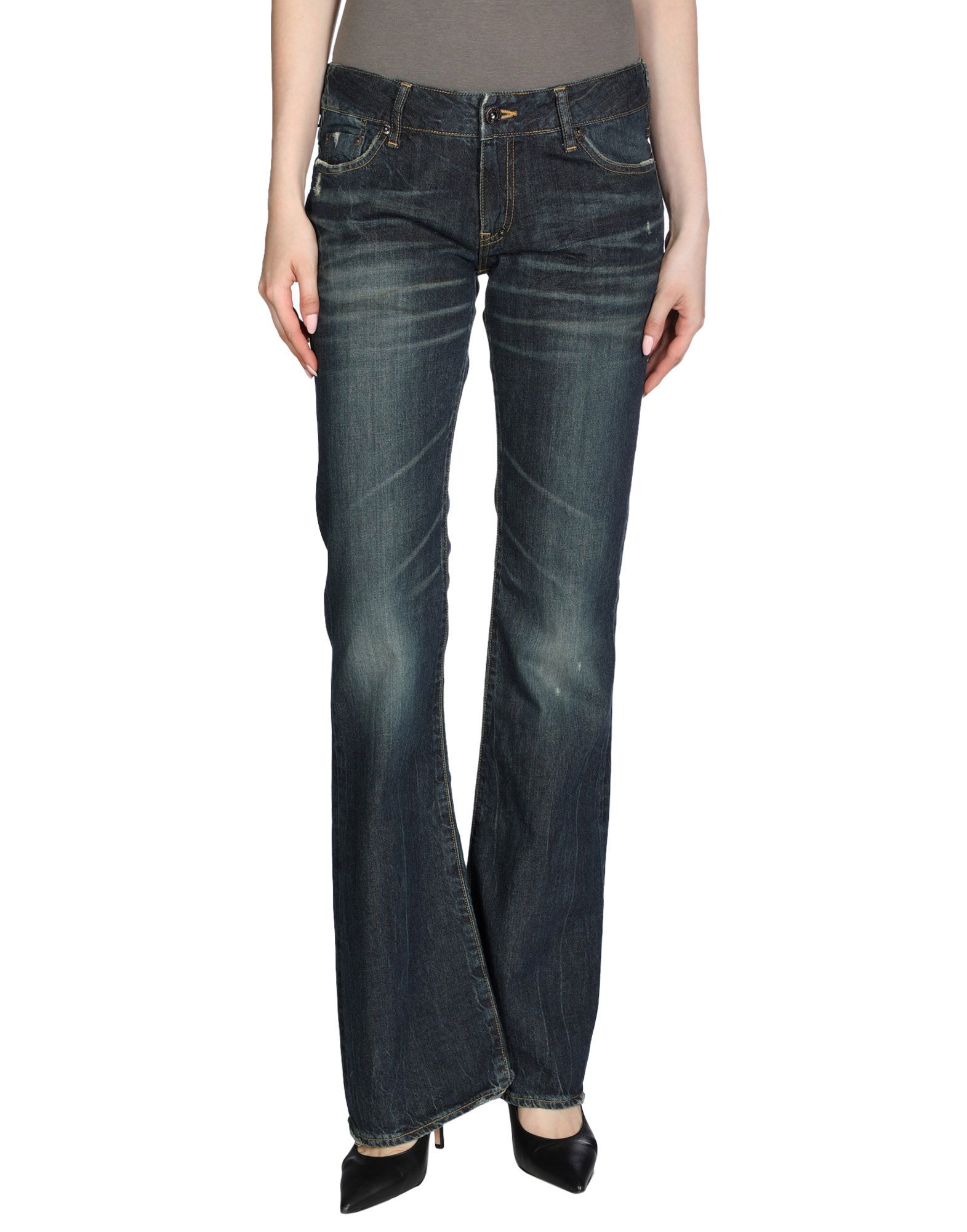 PRPS Джинсовые брюки цена