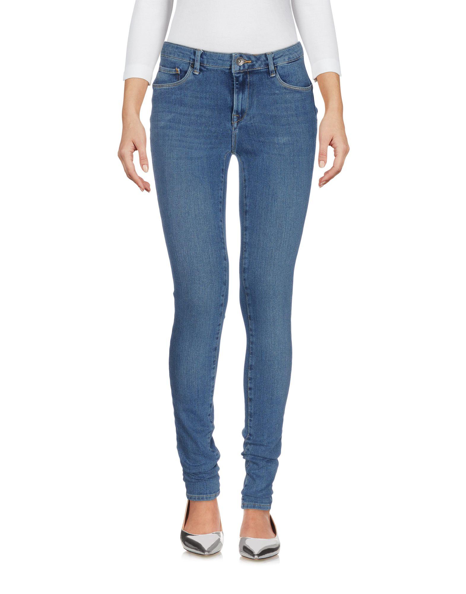 VERO MODA Джинсовые брюки брюки женские vero moda цвет черный 10183272 размер s 32 42 32