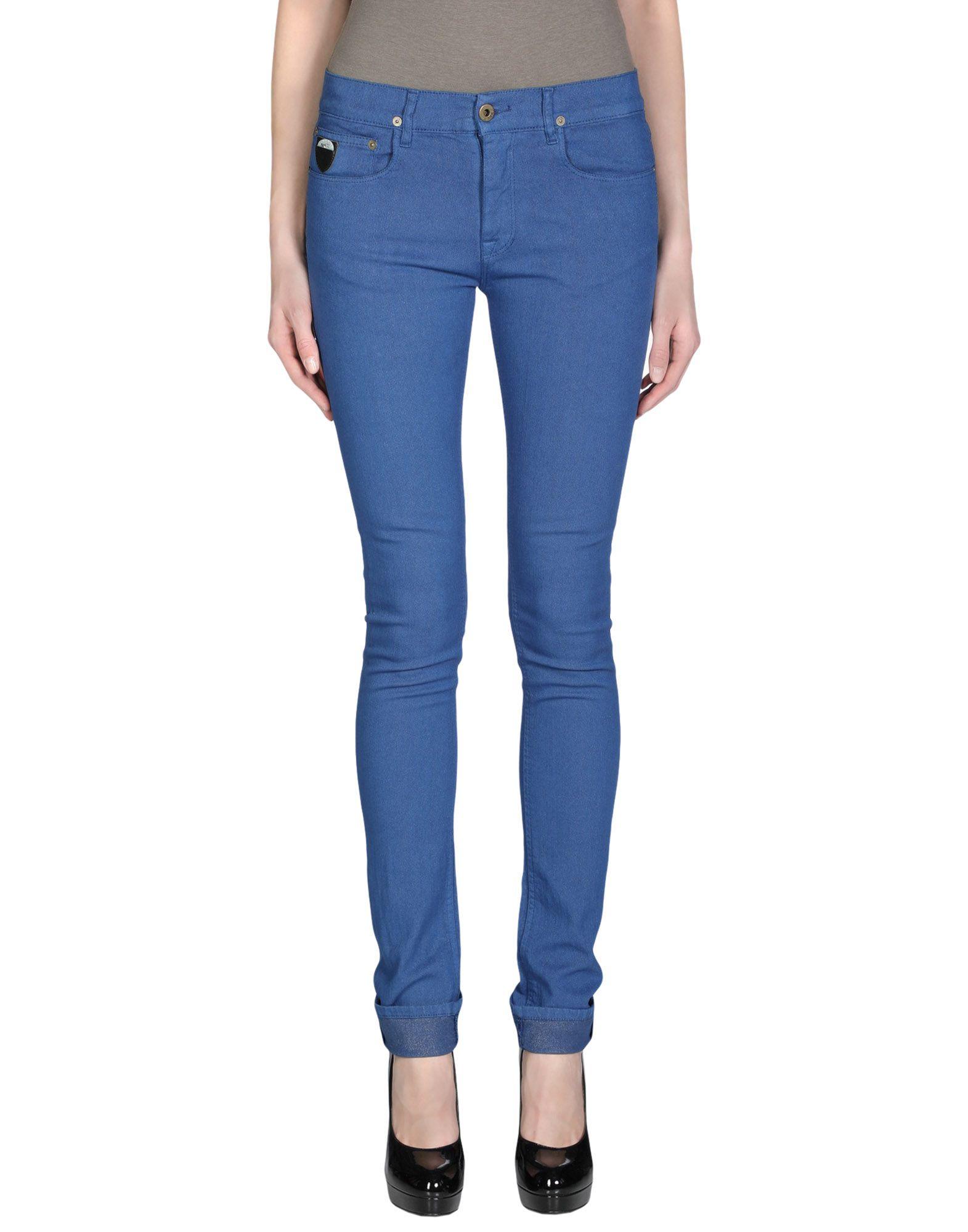 APRIL77 Denim Pants in Blue