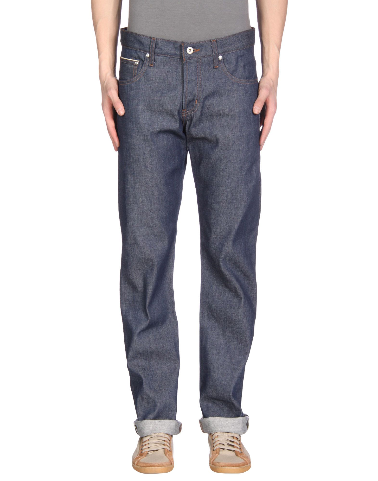NAKED & FAMOUS Denim Pants in Blue