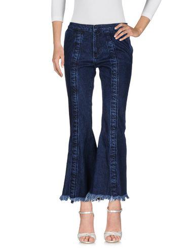 Джинсовые брюки MARQUES' ALMEIDA
