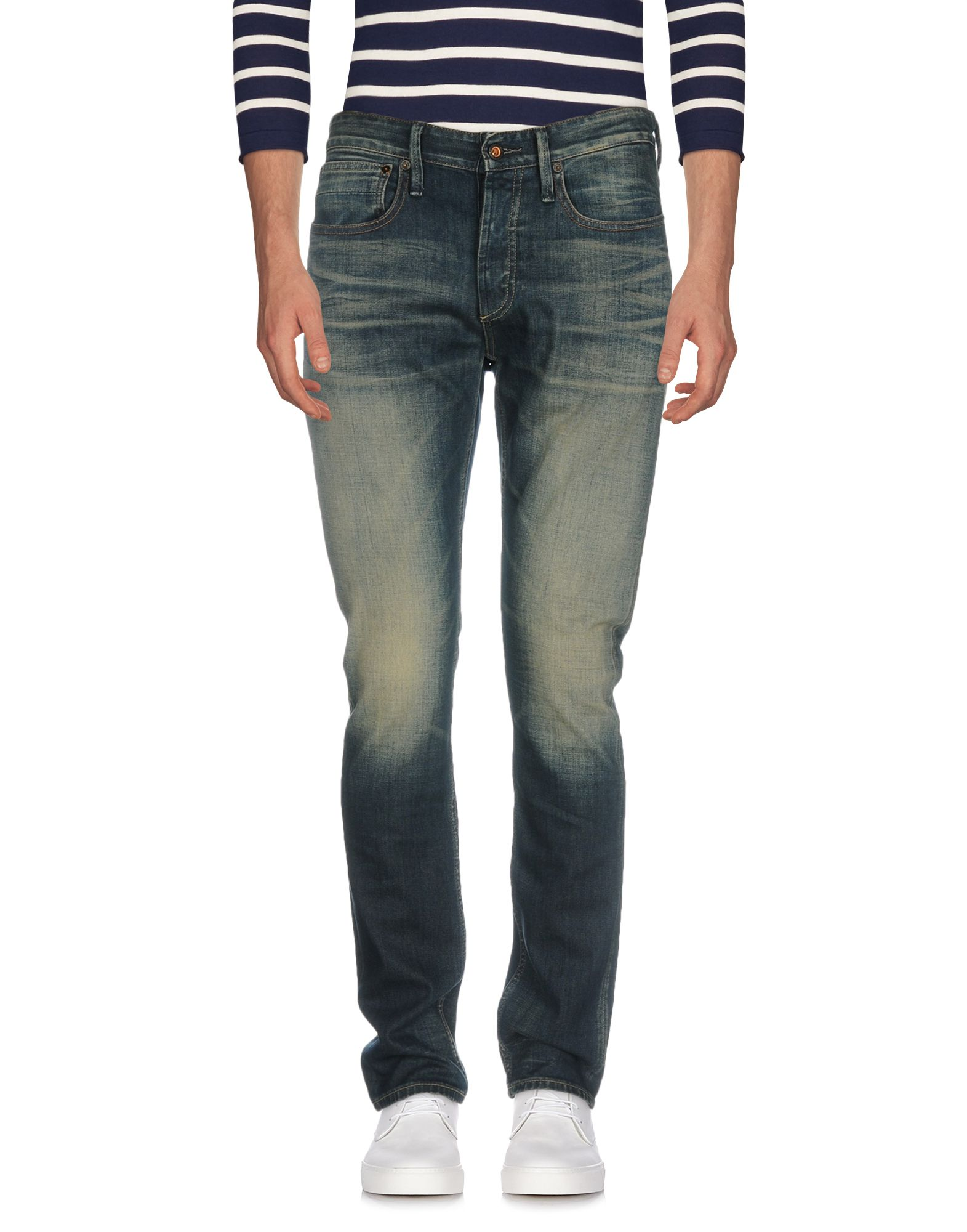 DENHAM Denim Pants in Blue