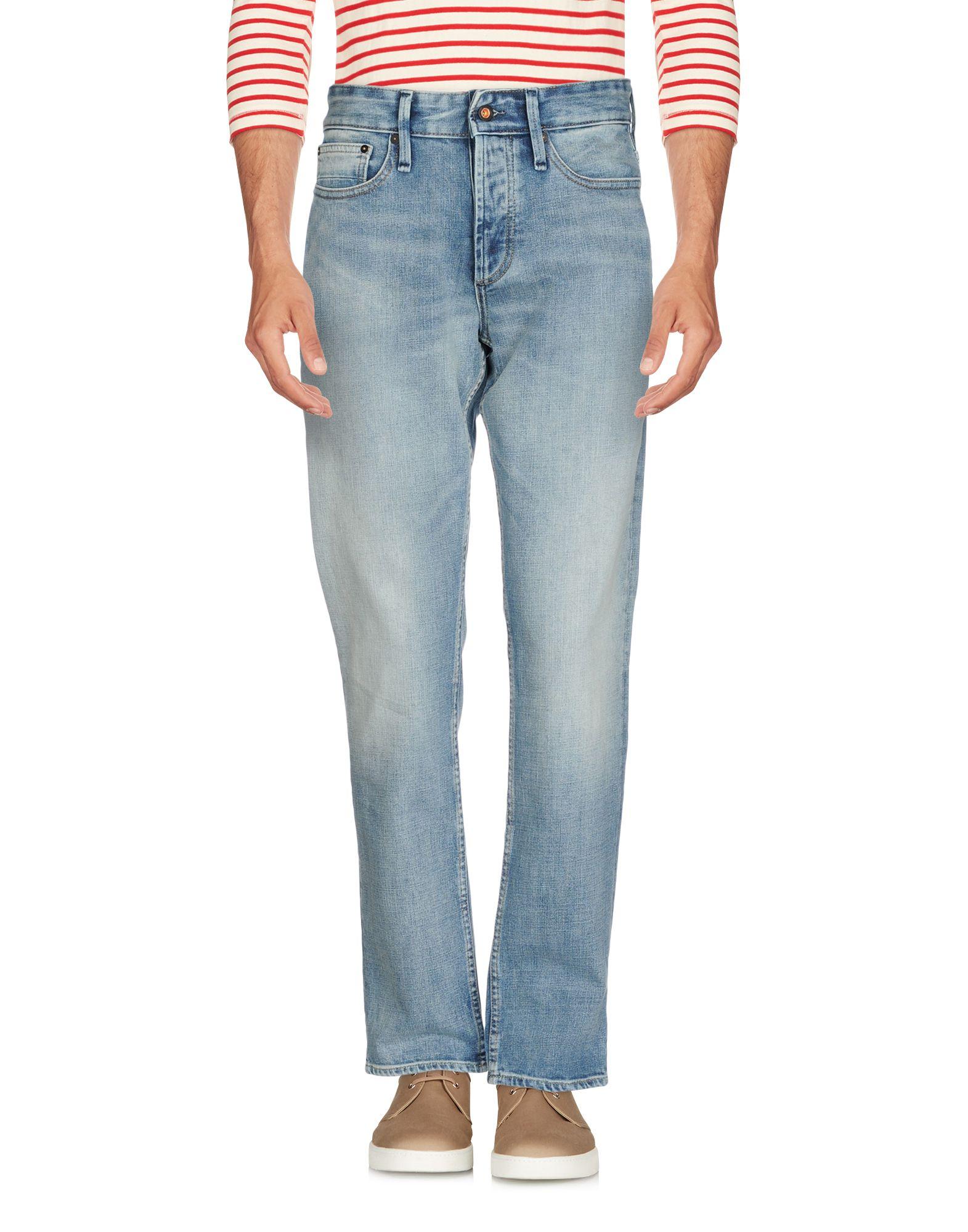 DENHAM Джинсовые брюки