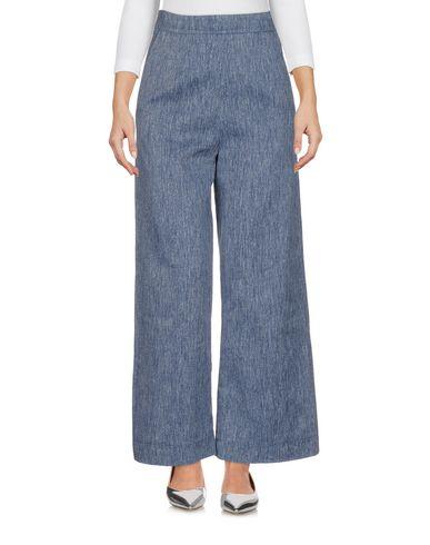 Джинсовые брюки от ISA ARFEN