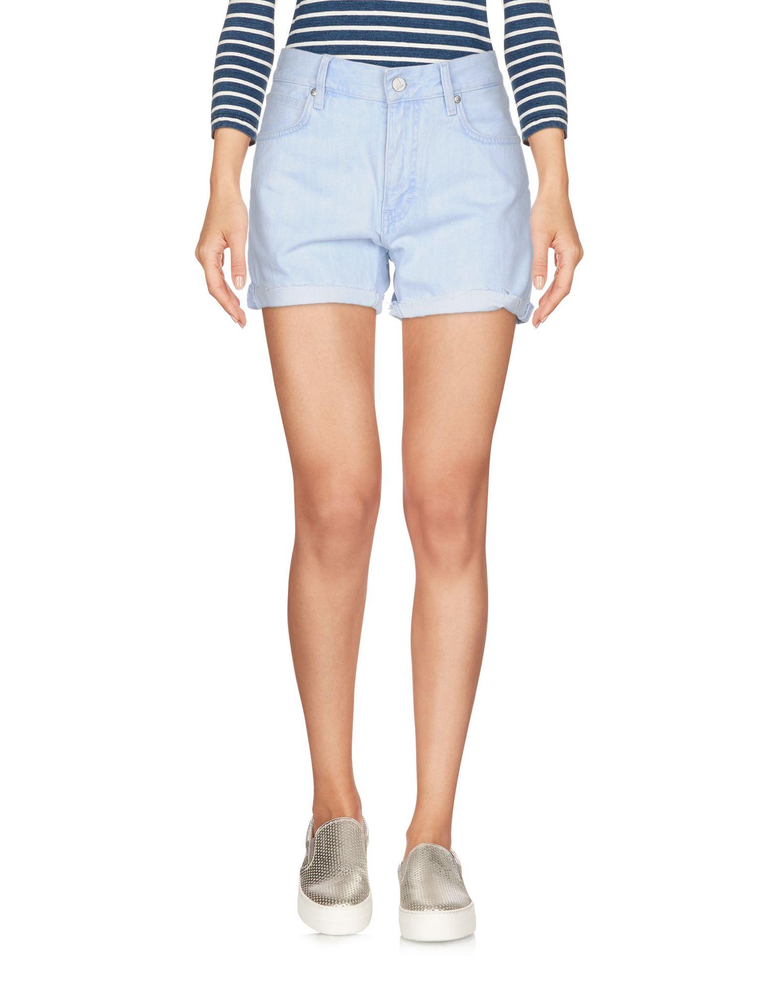 M.I.H JEANS Джинсовые шорты guess jeans джинсовые шорты page href