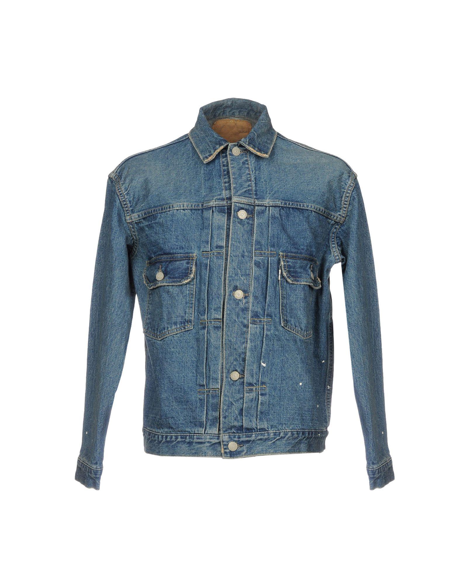 ORSLOW Denim Jacket in Blue