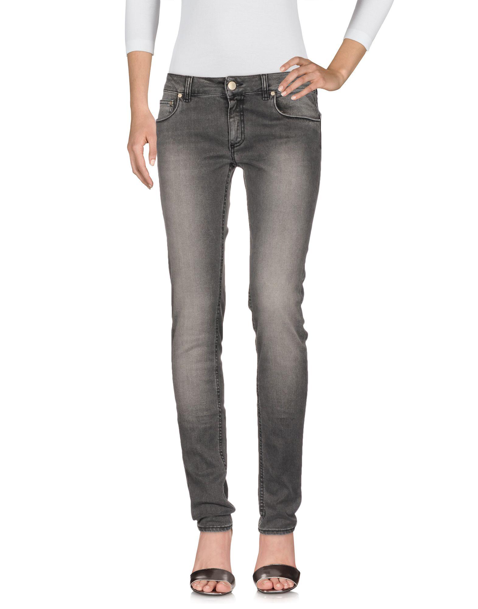 DONDUP Damen Jeanshose Farbe Blei Größe 7