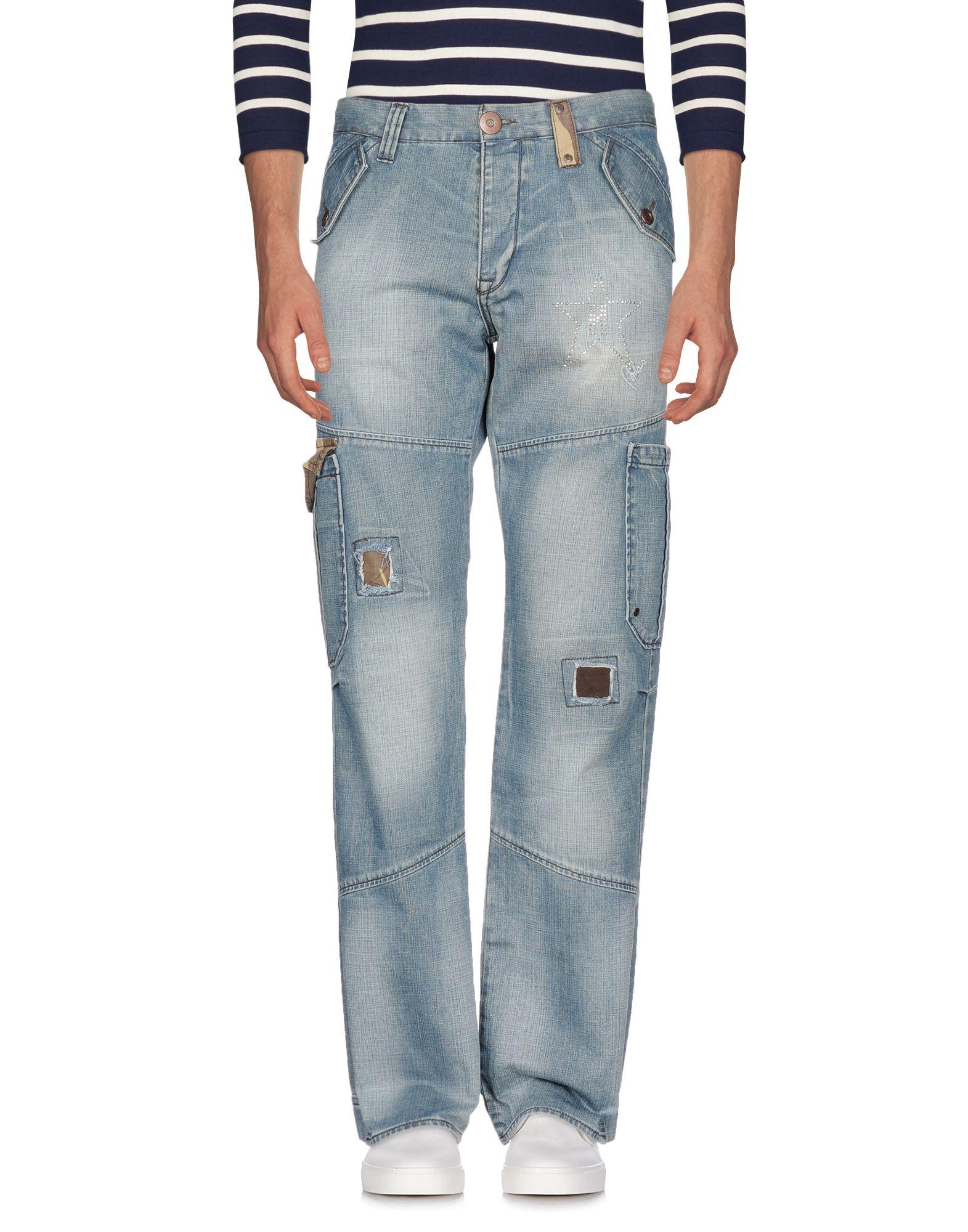 все цены на HOLLYWOOD MILANO Джинсовые брюки онлайн