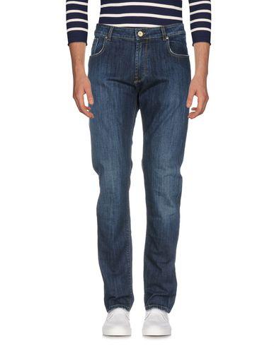 Джинсовые брюки от ANTONIO ZUMA