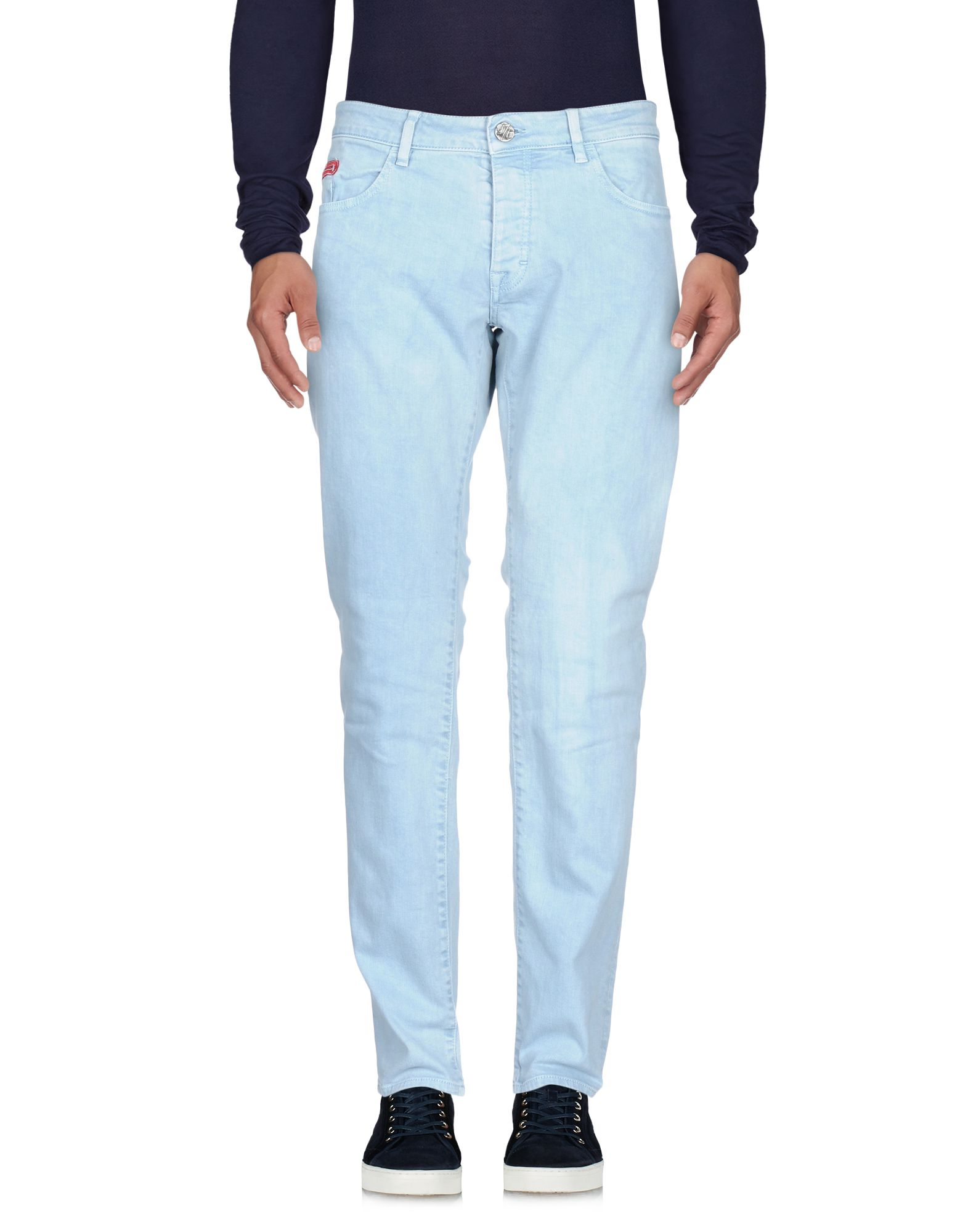 UNLIMITED Denim Pants in Sky Blue