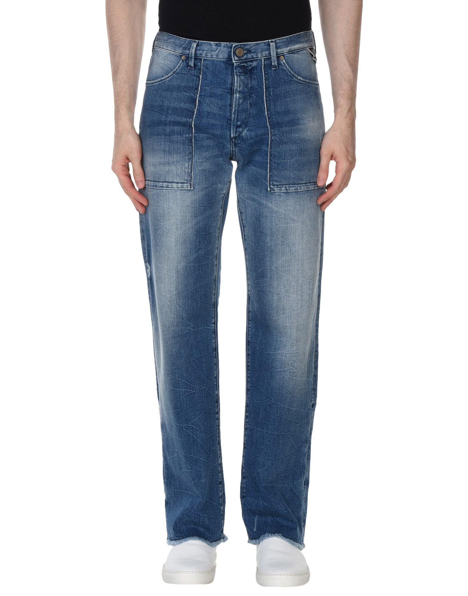 REPLAY Джинсовые брюки брюки replay