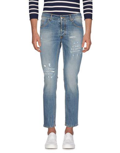 Джинсовые брюки-капри от MASSIMO BRUNELLI