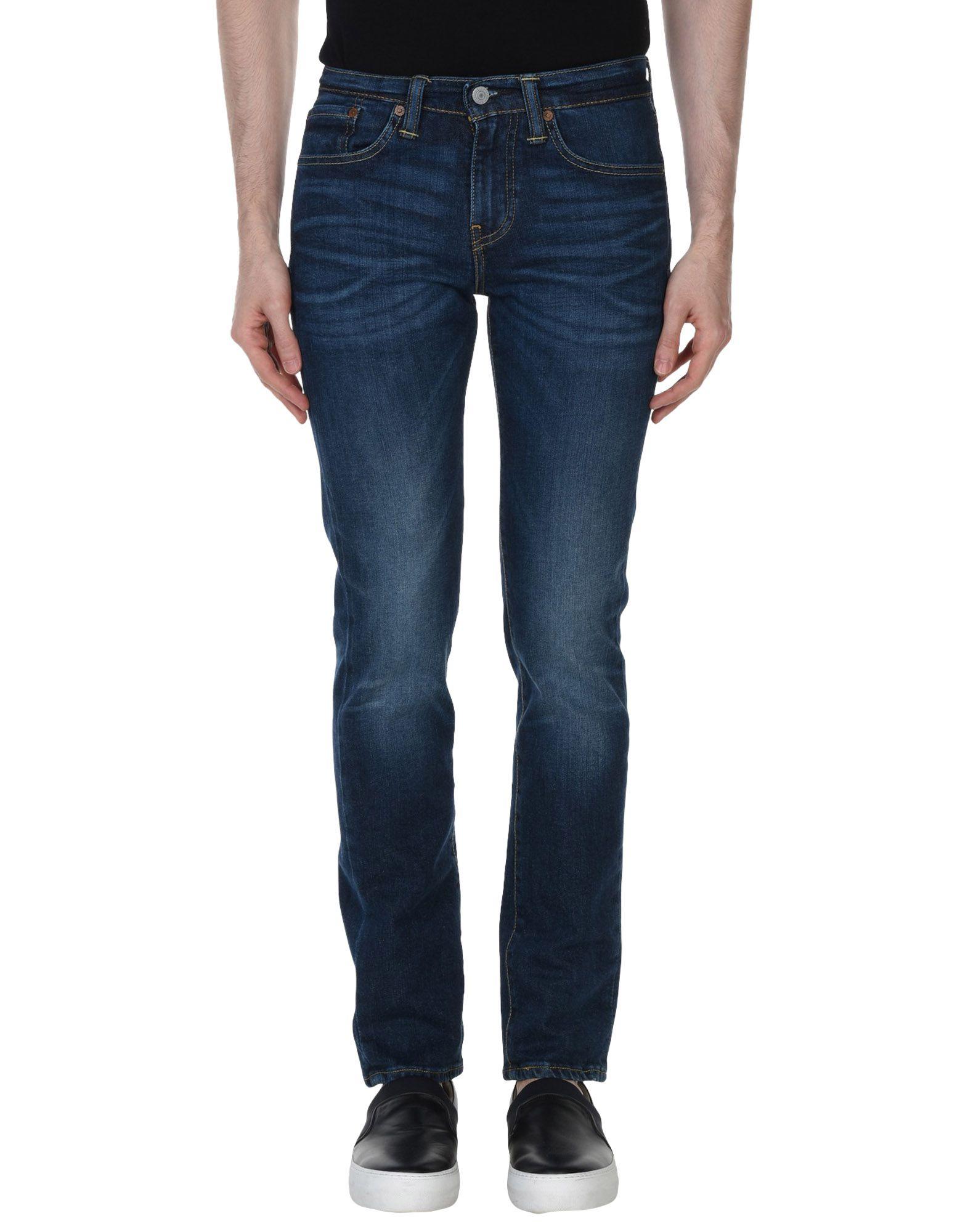 《セール開催中》LEVI' S メンズ ジーンズ ブルー 28W-32L コットン 93% / ポリエステル 4% / ポリエチレン 2% / ポリウレタン 1%