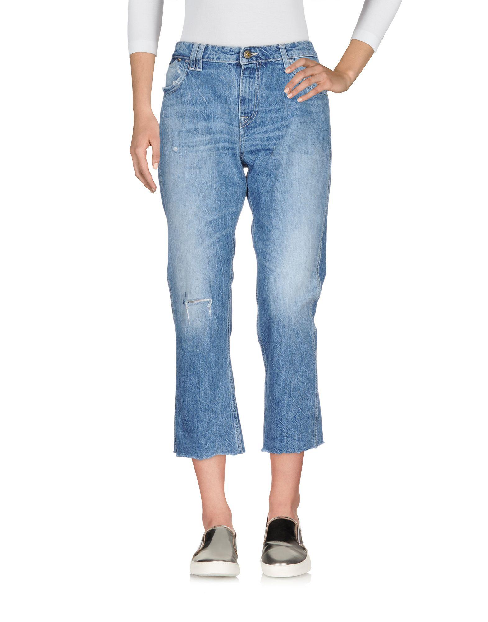 CYCLE Джинсовые брюки-капри цена 2017