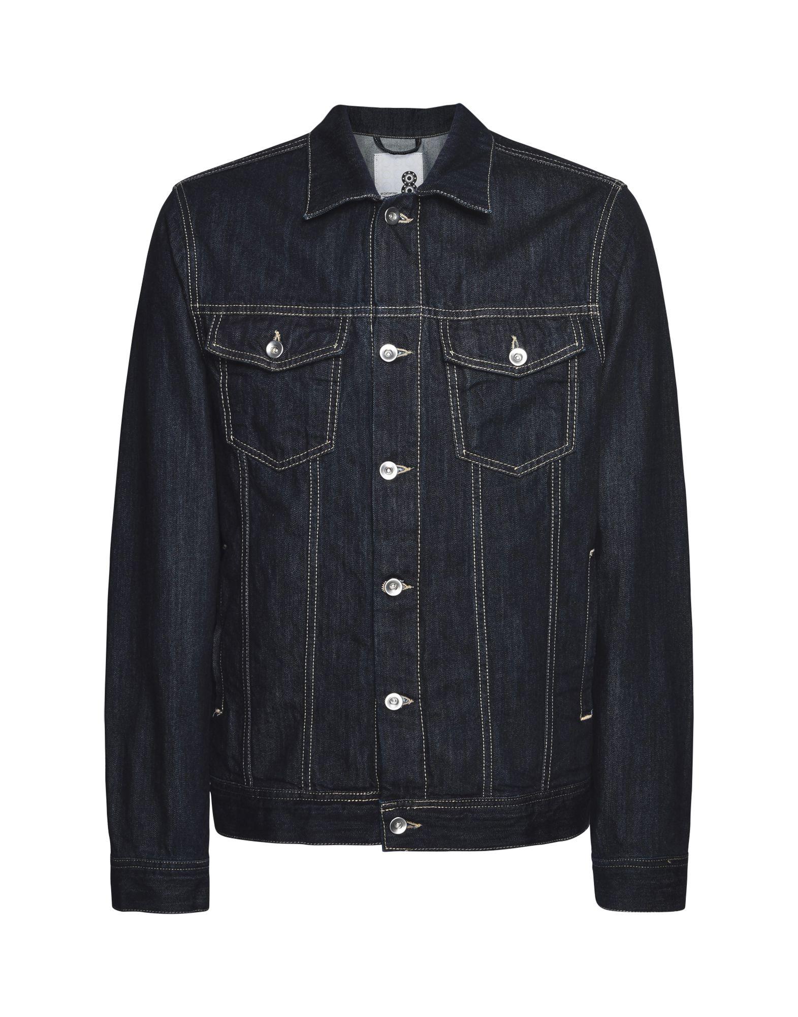 8 Джинсовая верхняя одежда wood wood джинсовая верхняя одежда